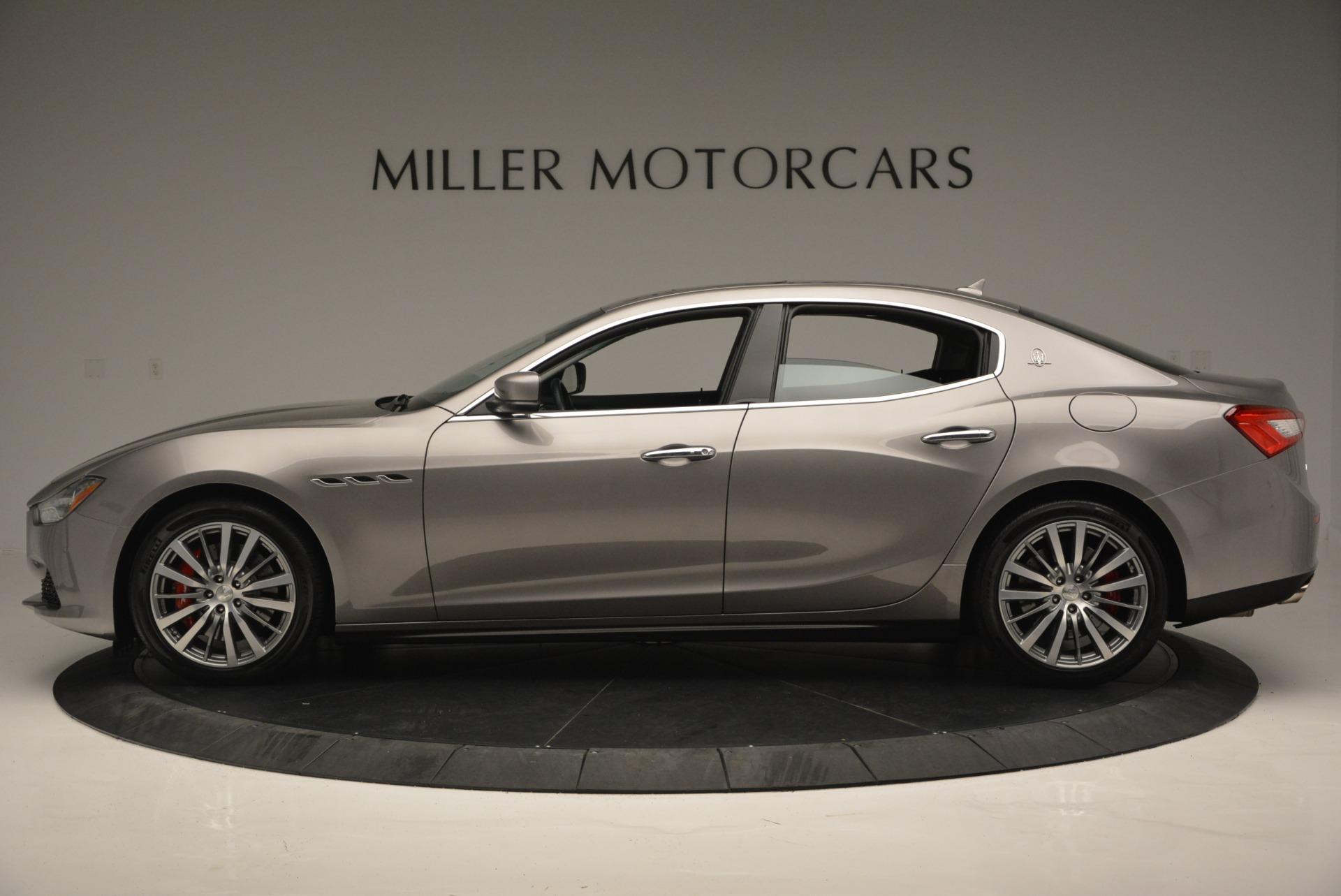 New 2017 Maserati Ghibli S Q4 For Sale In Greenwich, CT 848_p3