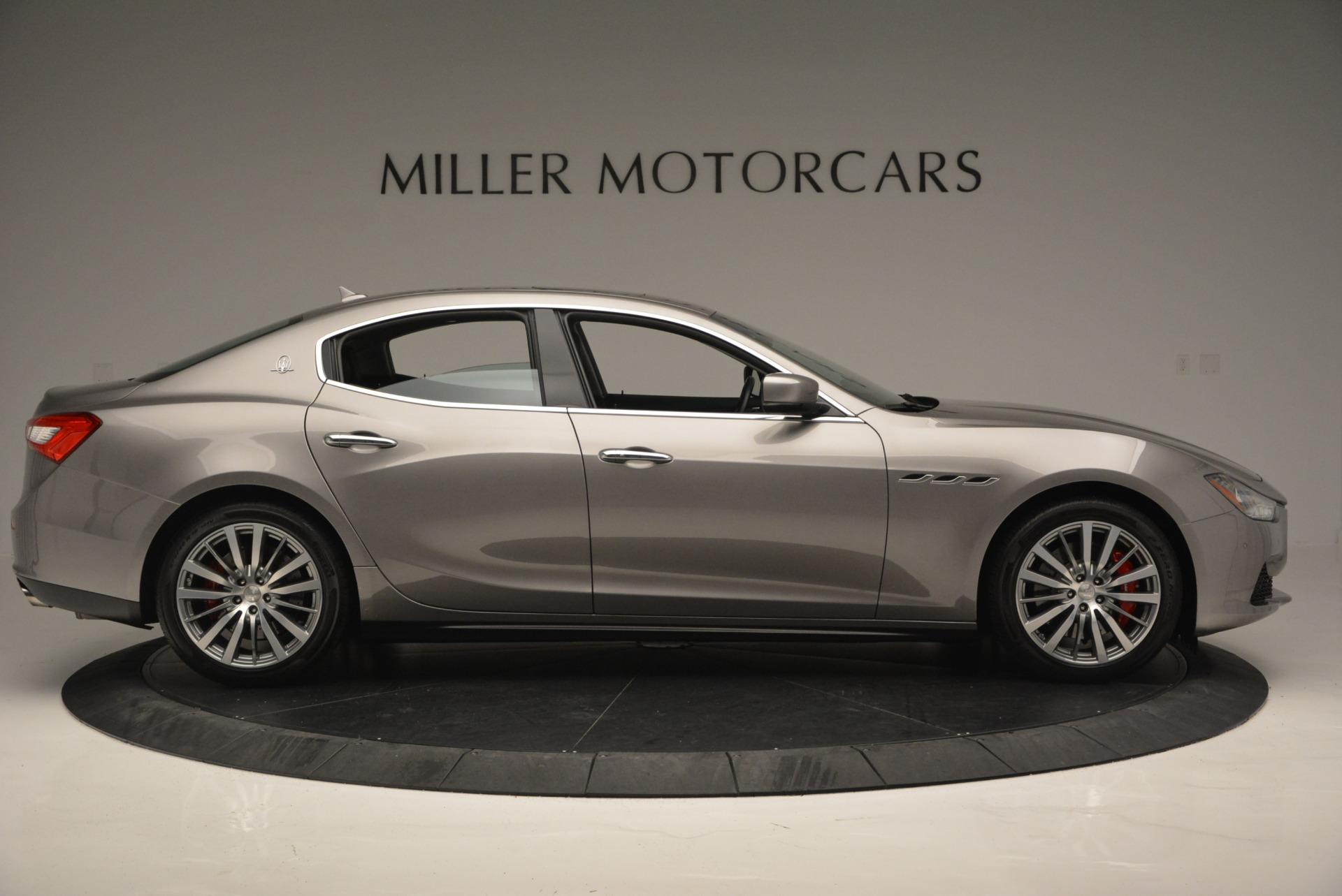 New 2017 Maserati Ghibli S Q4 For Sale In Greenwich, CT 848_p9