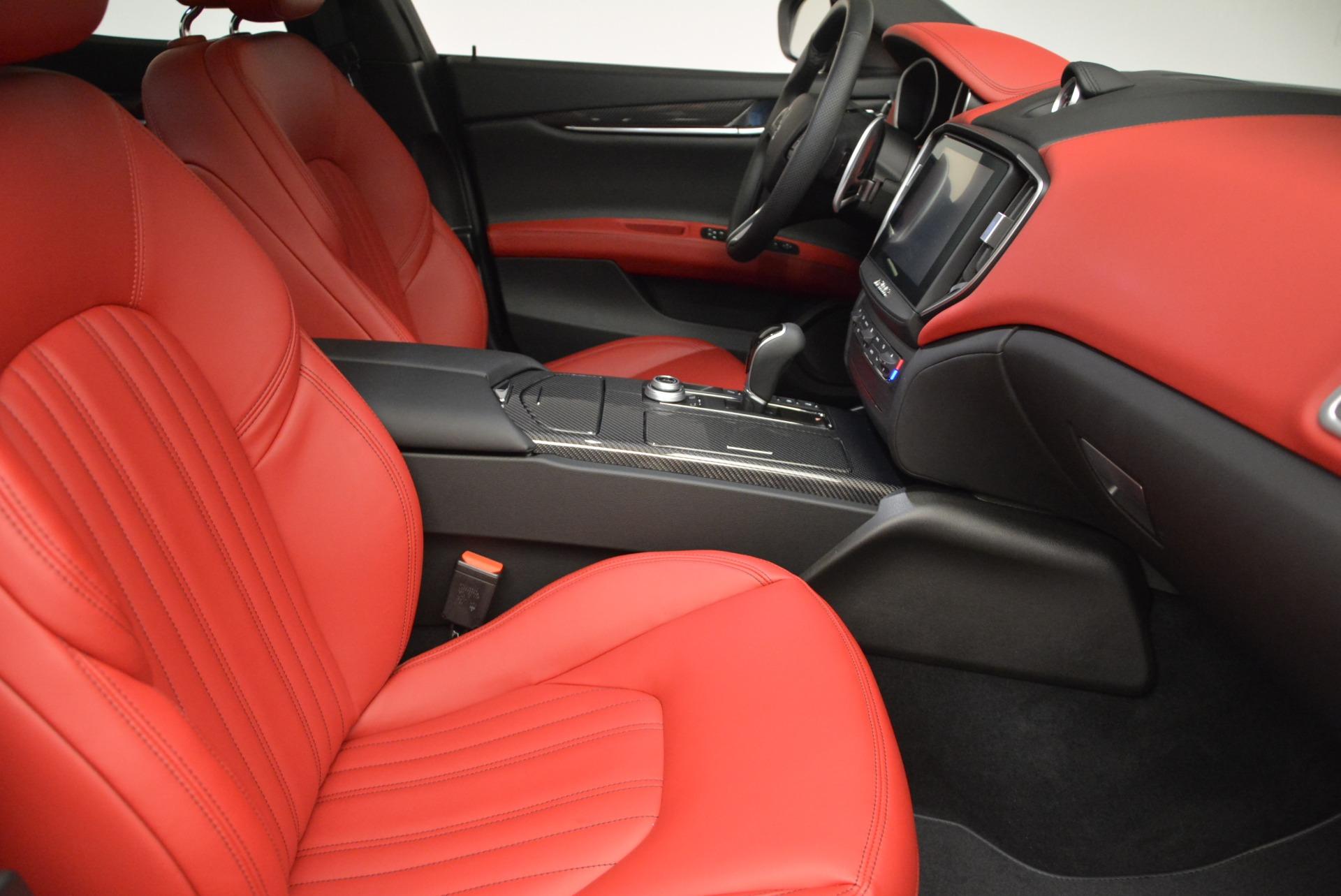 New 2017 Maserati Ghibli S Q4 For Sale In Greenwich, CT 849_p25