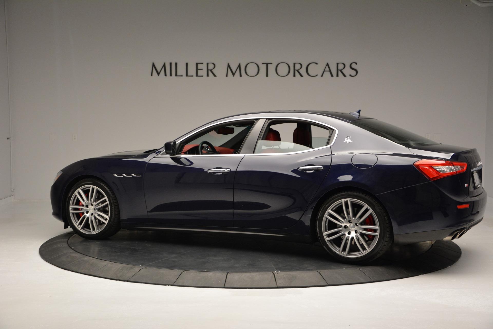 New 2017 Maserati Ghibli S Q4 For Sale In Greenwich, CT 849_p4