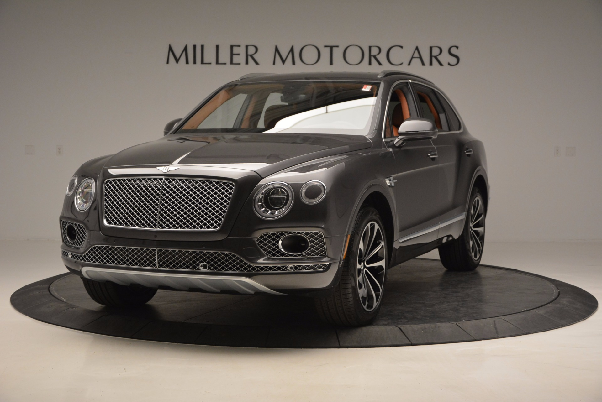 New 2017 Bentley Bentayga  For Sale In Greenwich, CT 852_main