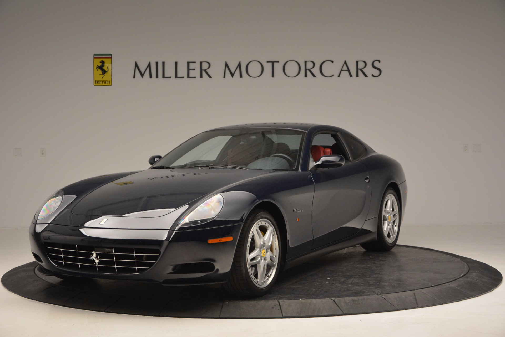 Used 2005 Ferrari 612 Scaglietti 6-Speed Manual For Sale In Greenwich, CT 854_main