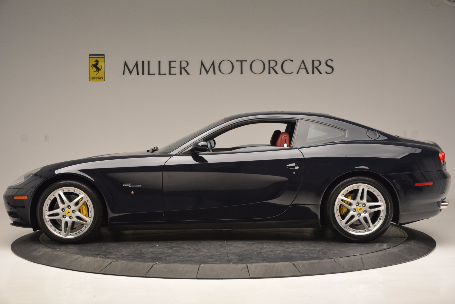 Used 2005 Ferrari 612 Scaglietti 6-Speed Manual For Sale In Greenwich, CT 854_p4