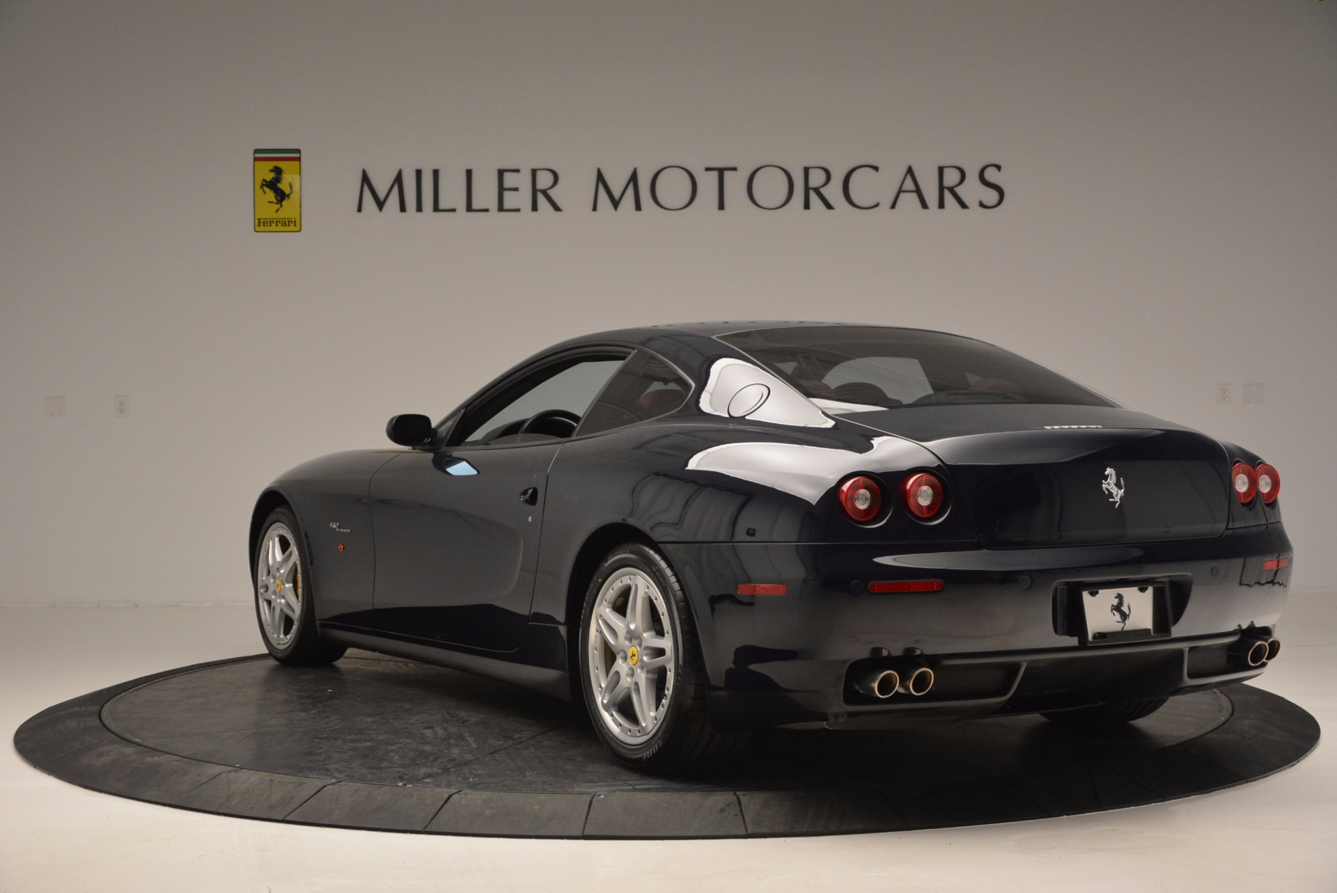 Used 2005 Ferrari 612 Scaglietti 6-Speed Manual For Sale In Greenwich, CT 854_p6