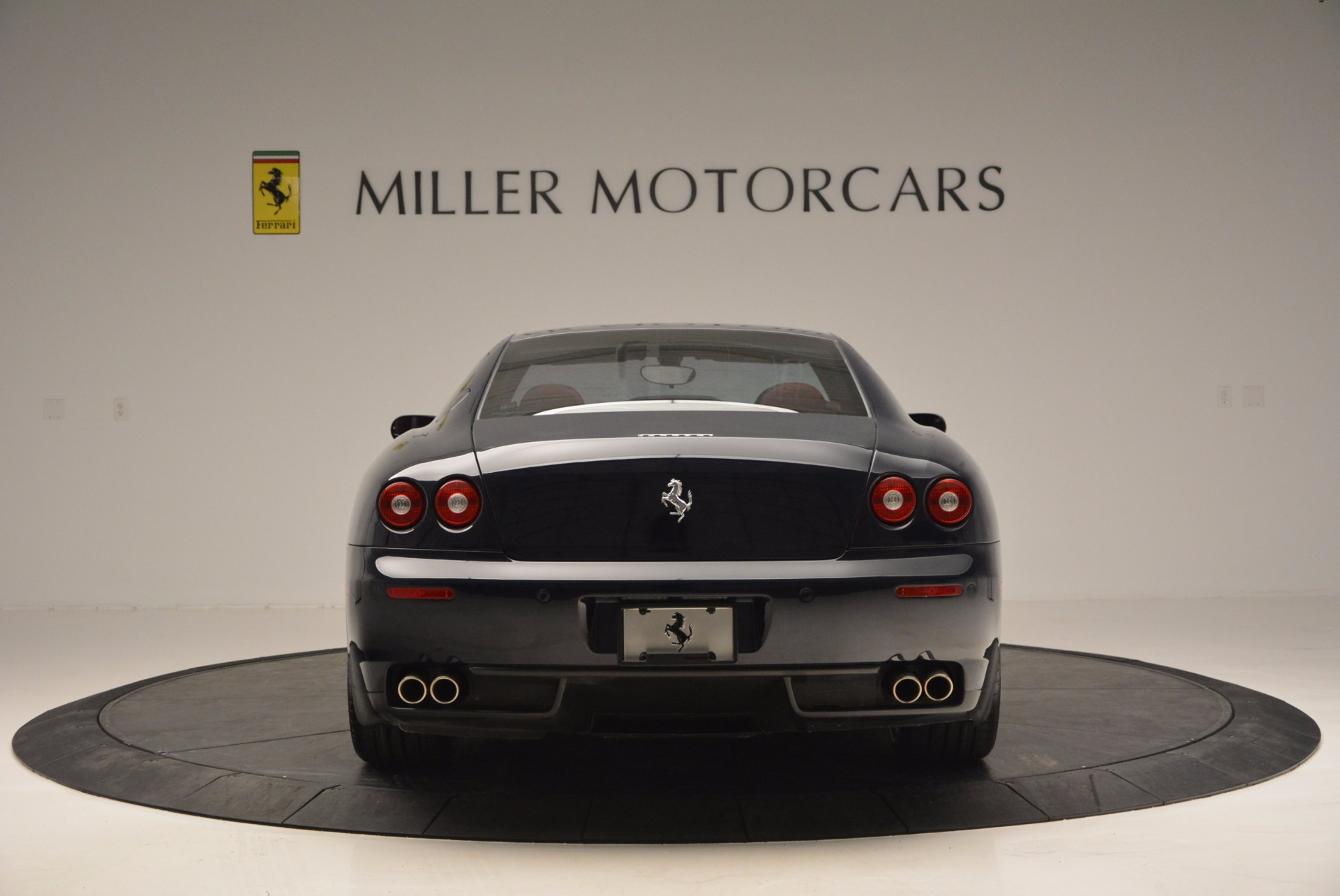 Used 2005 Ferrari 612 Scaglietti 6-Speed Manual For Sale In Greenwich, CT 854_p7