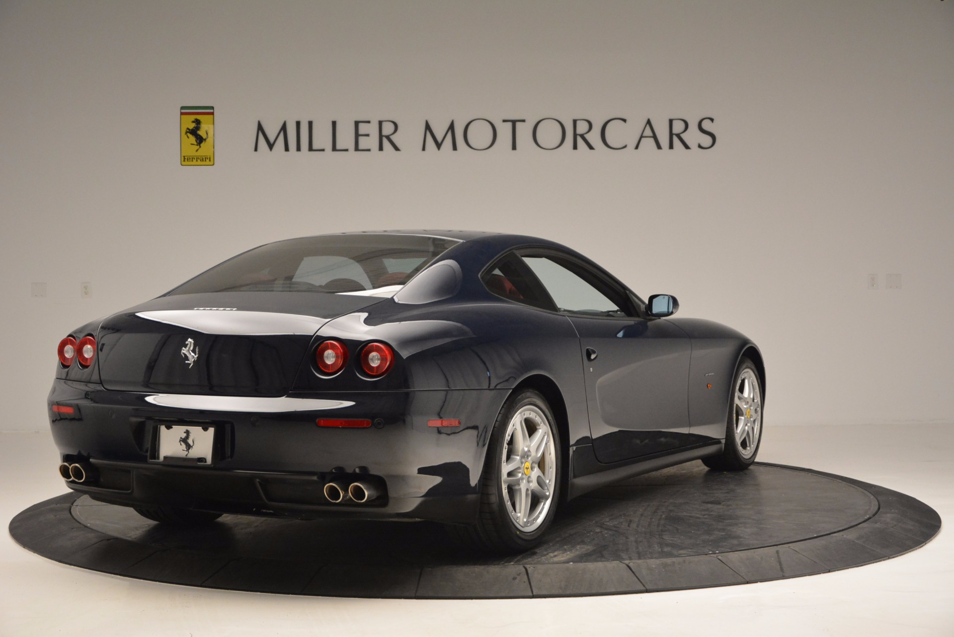 Used 2005 Ferrari 612 Scaglietti 6-Speed Manual For Sale In Greenwich, CT 854_p8