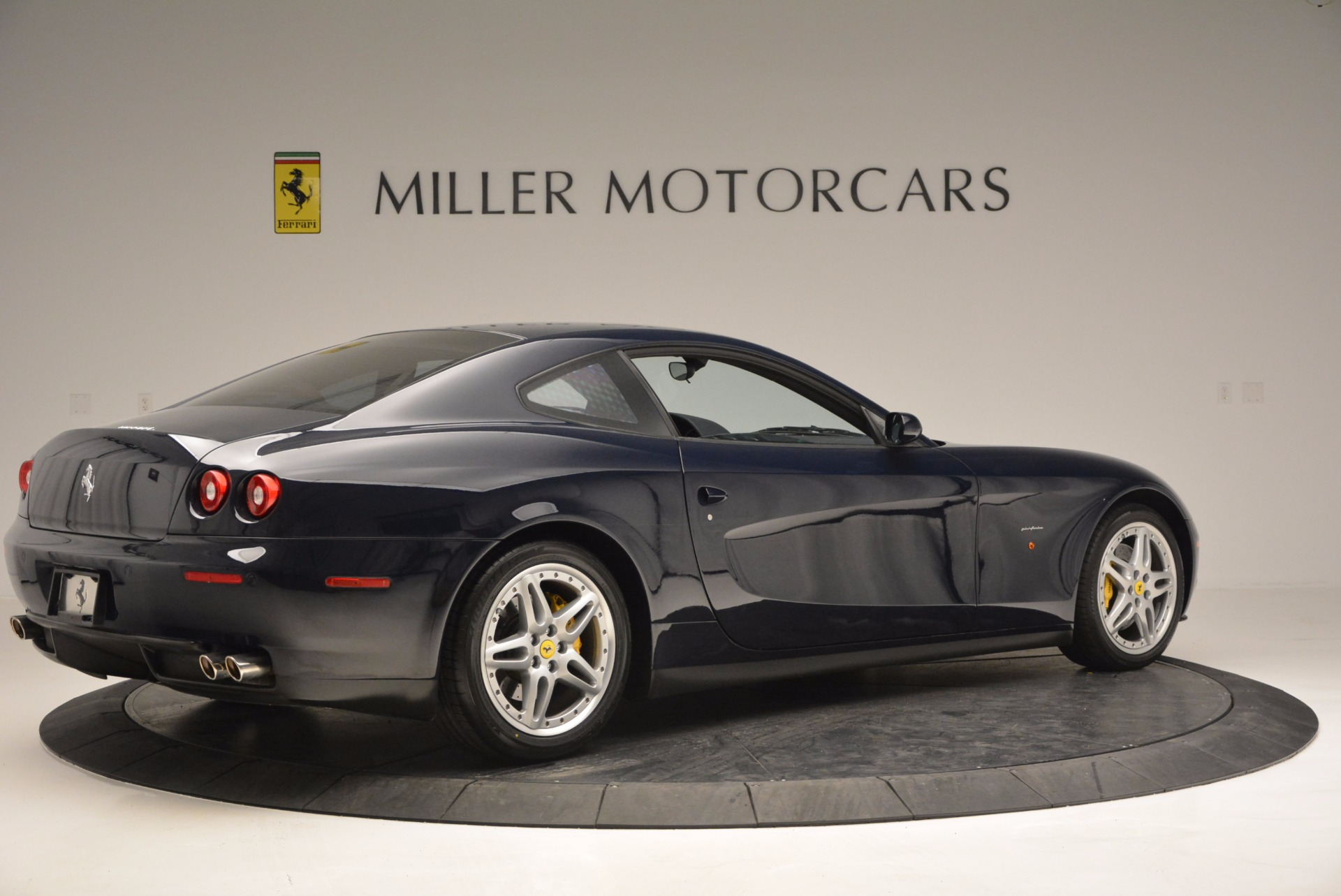 Used 2005 Ferrari 612 Scaglietti 6-Speed Manual For Sale In Greenwich, CT 854_p9