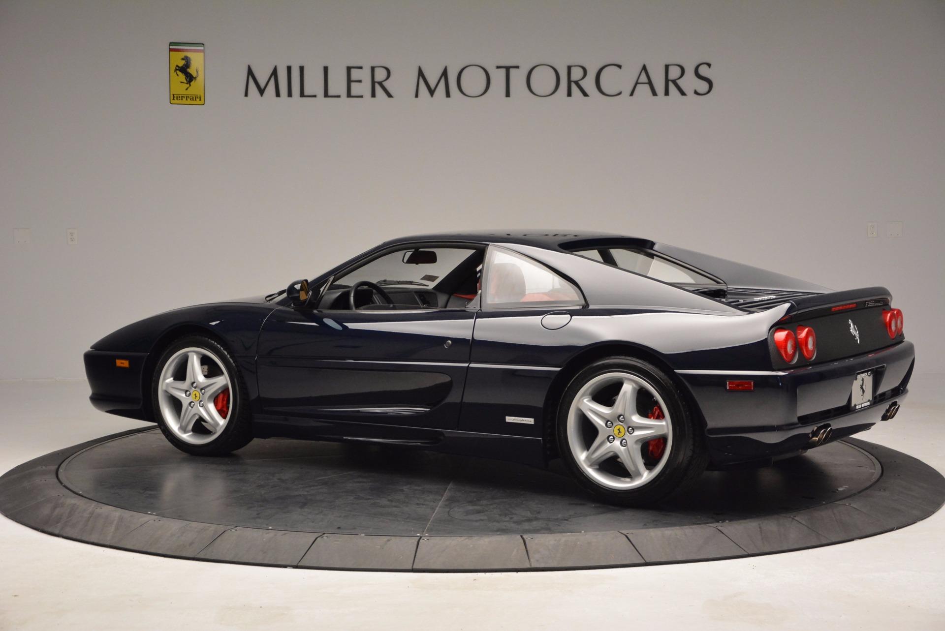 Used 1999 Ferrari 355 Berlinetta For Sale In Greenwich, CT 855_p5