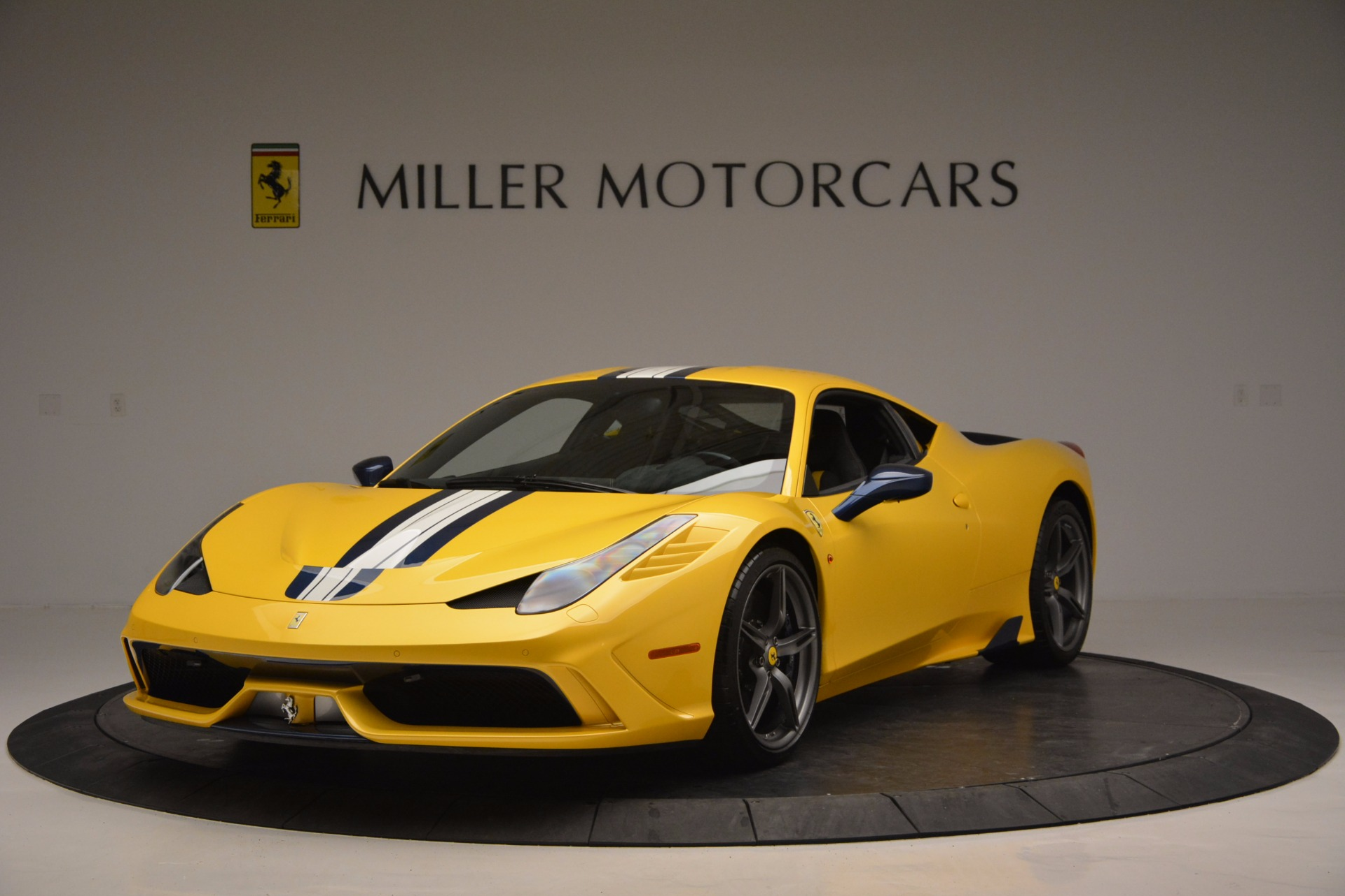 Used 2015 Ferrari 458 Speciale  For Sale In Greenwich, CT 857_main