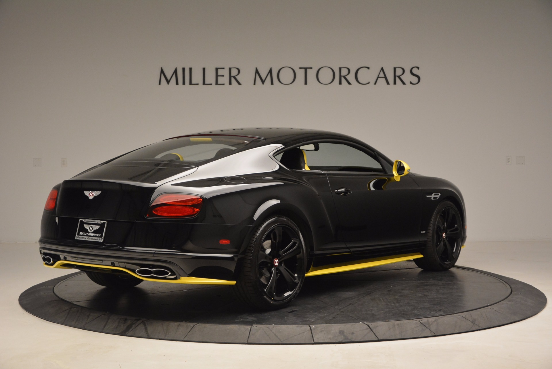 New 2017 Bentley Continental GT V8 S For Sale In Greenwich, CT 859_p8