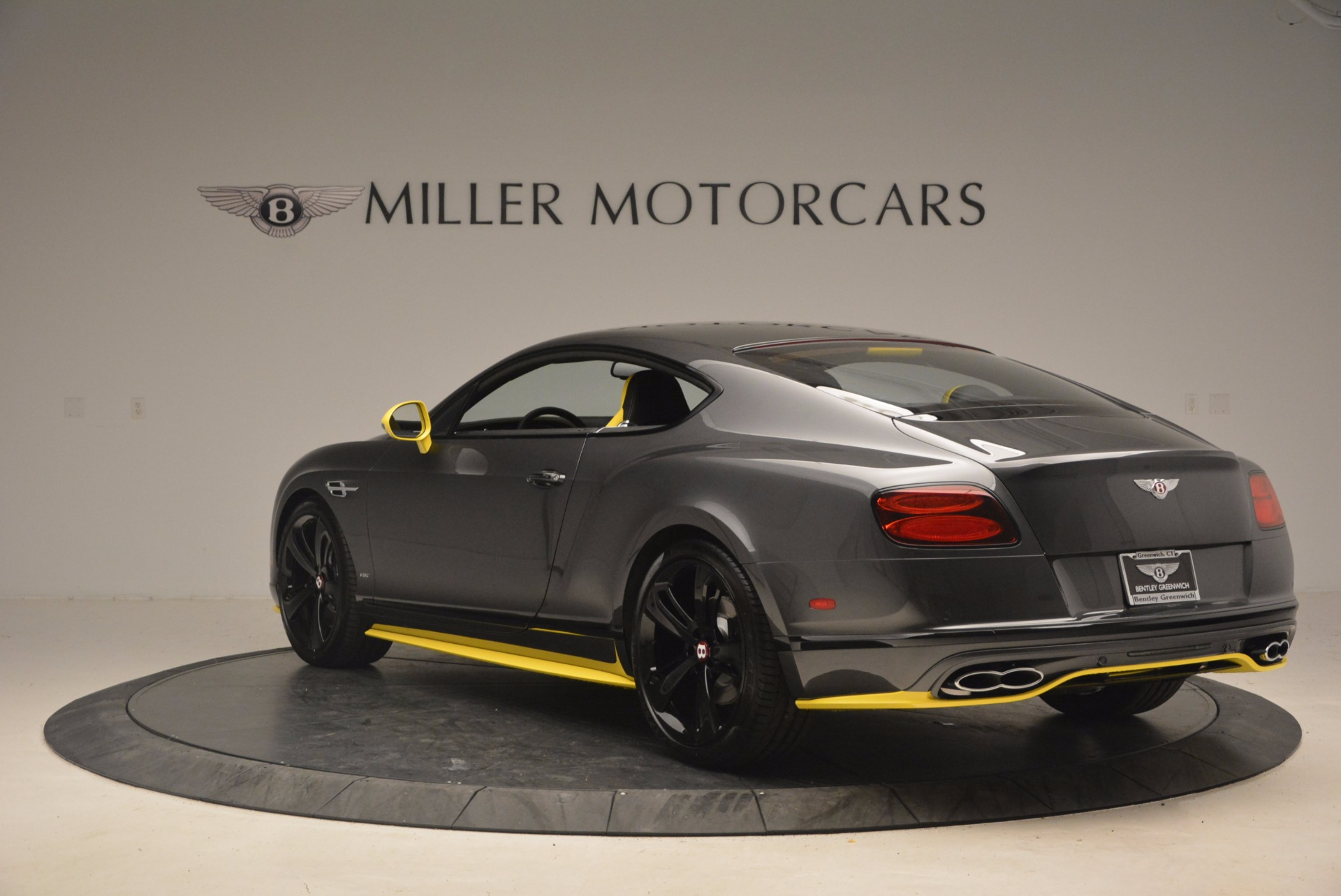 New 2017 Bentley Continental GT V8 S For Sale In Greenwich, CT 860_p5