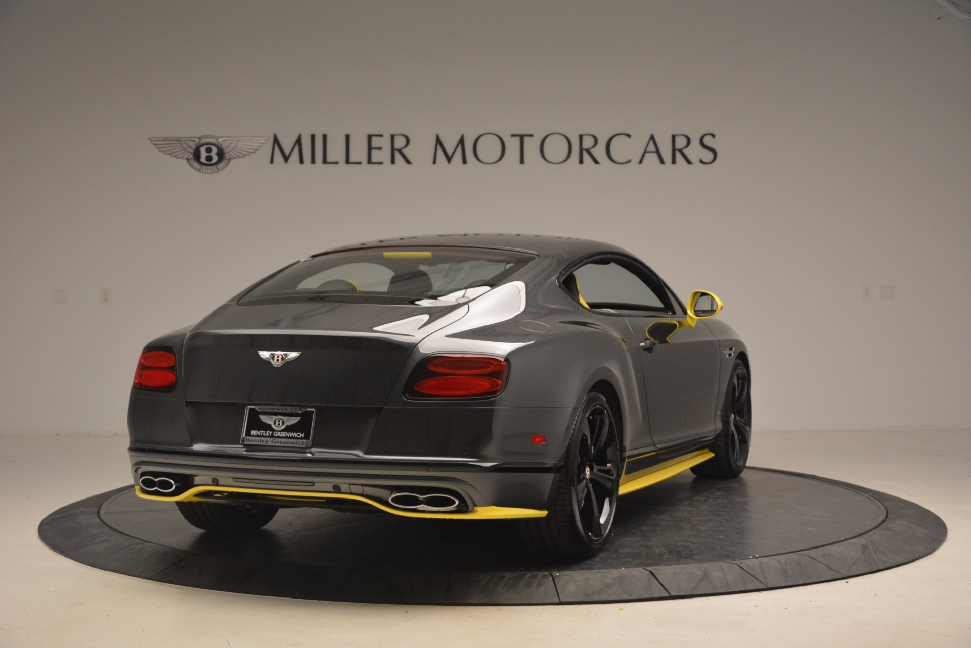 New 2017 Bentley Continental GT V8 S For Sale In Greenwich, CT 860_p7