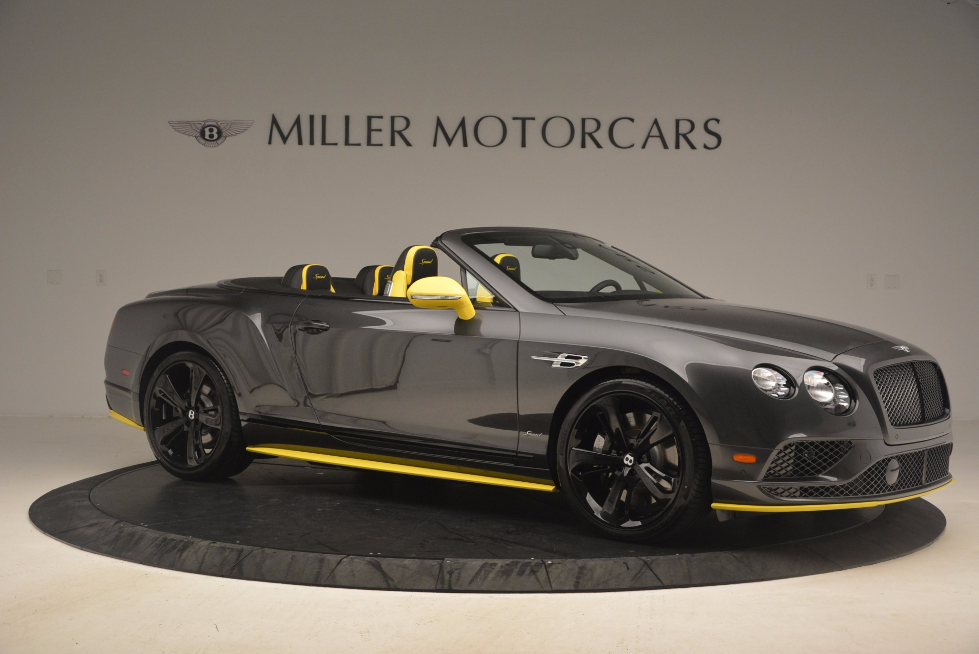New 2017 Bentley Continental GT Speed Black Edition For Sale In Greenwich, CT 862_p10