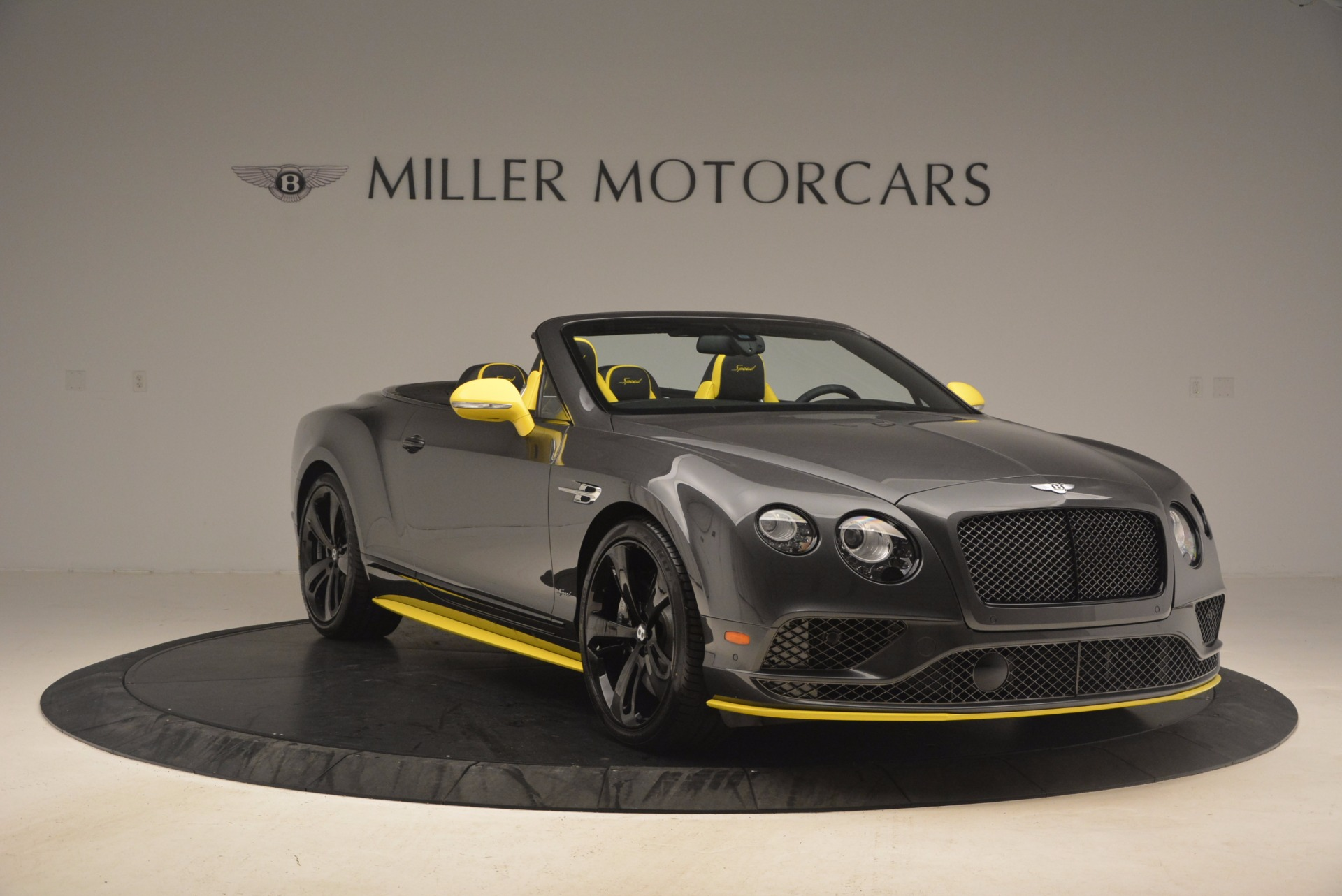 New 2017 Bentley Continental GT Speed Black Edition For Sale In Greenwich, CT 862_p11