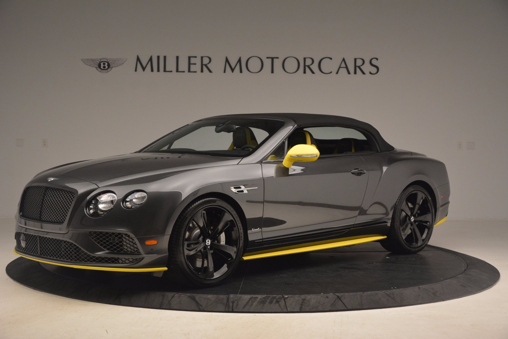 New 2017 Bentley Continental GT Speed Black Edition For Sale In Greenwich, CT 862_p13