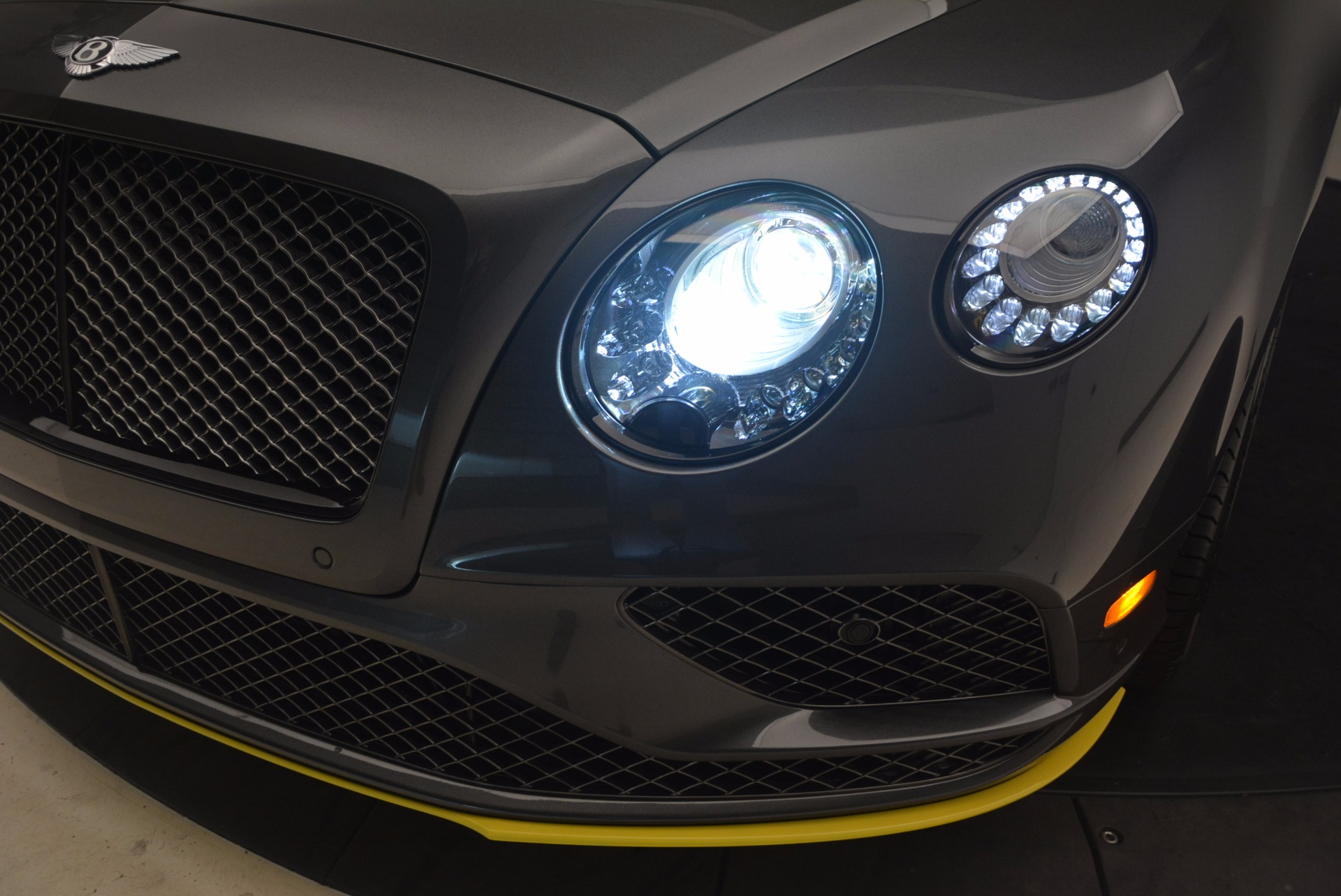 New 2017 Bentley Continental GT Speed Black Edition For Sale In Greenwich, CT 862_p21