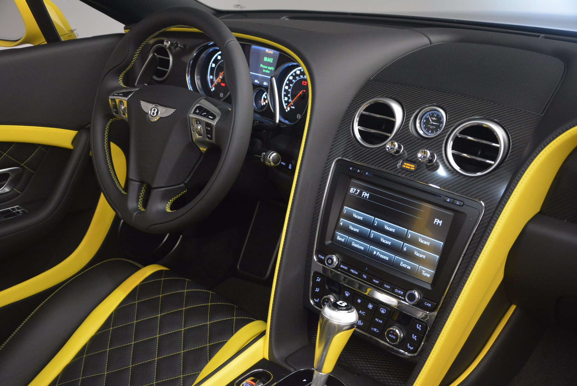 New 2017 Bentley Continental GT Speed Black Edition For Sale In Greenwich, CT 862_p29