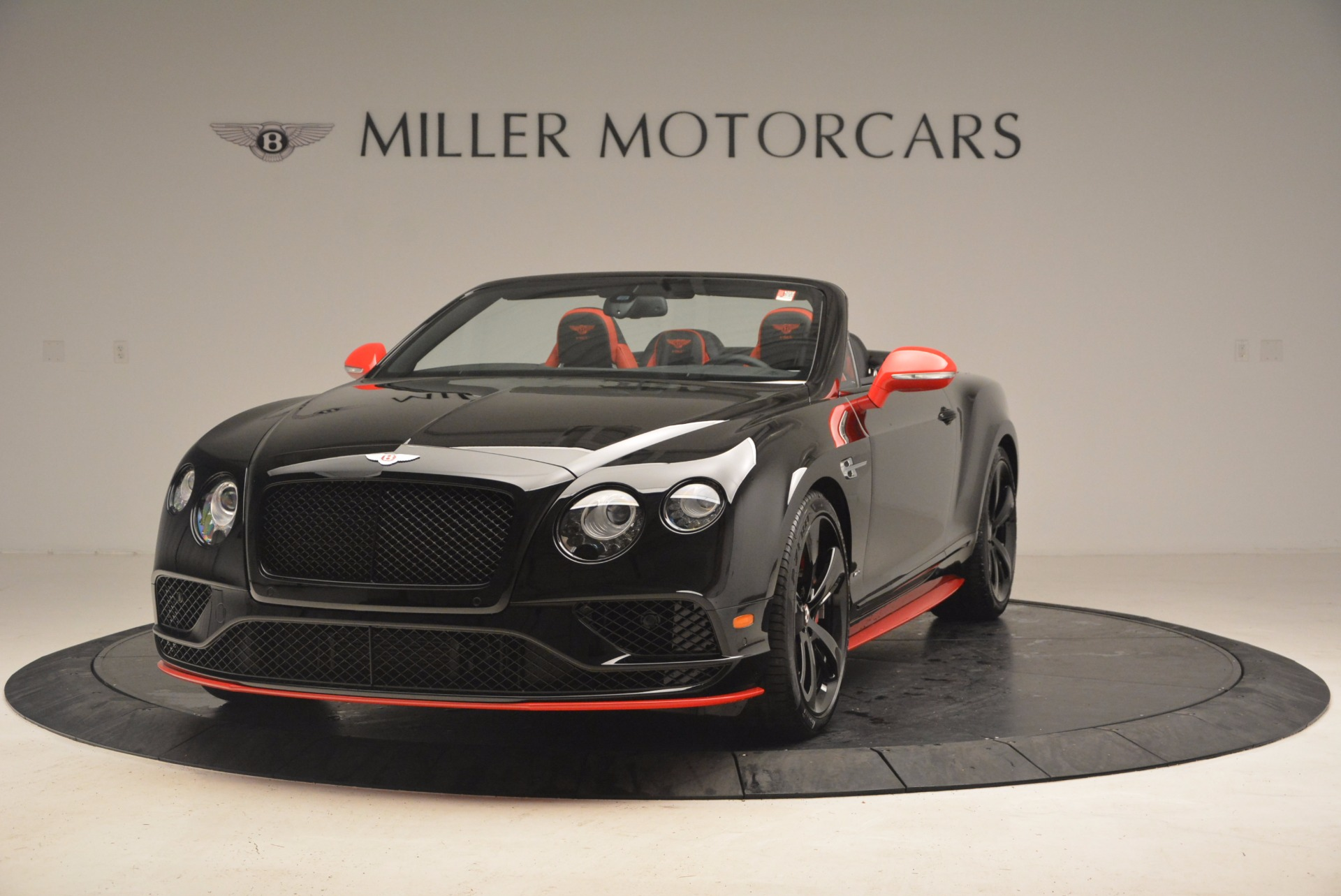 New 2017 Bentley Continental GT V8 S For Sale In Greenwich, CT 863_main