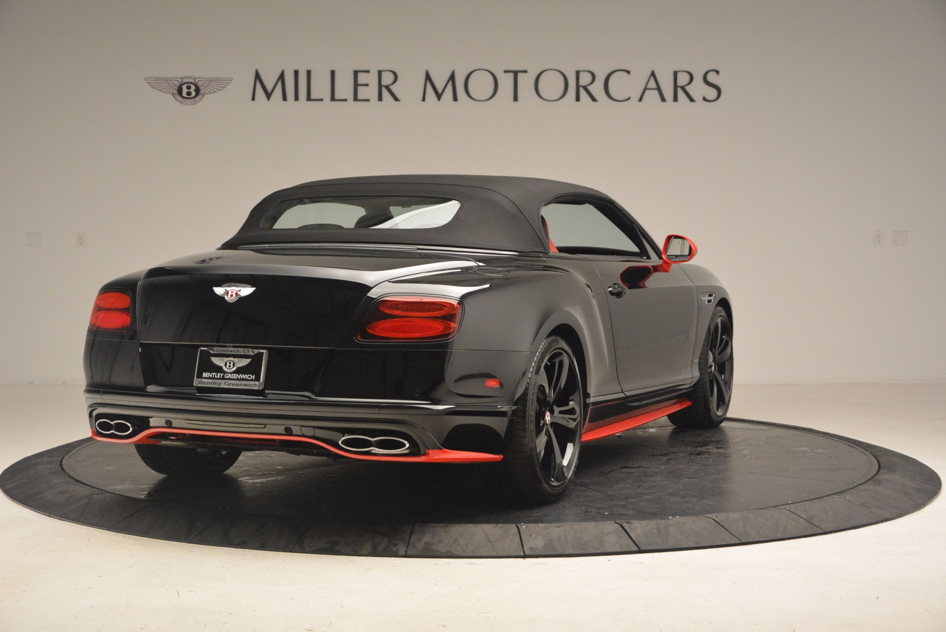 New 2017 Bentley Continental GT V8 S For Sale In Greenwich, CT 863_p21