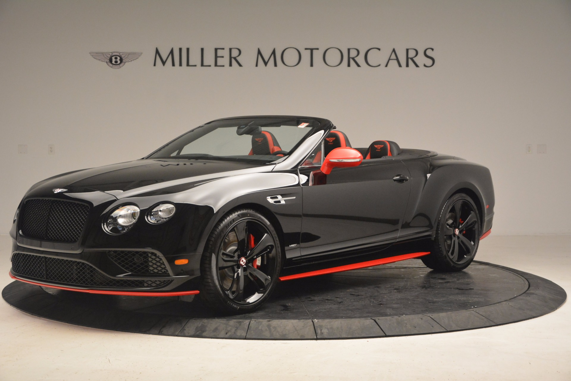 New 2017 Bentley Continental GT V8 S For Sale In Greenwich, CT 863_p2