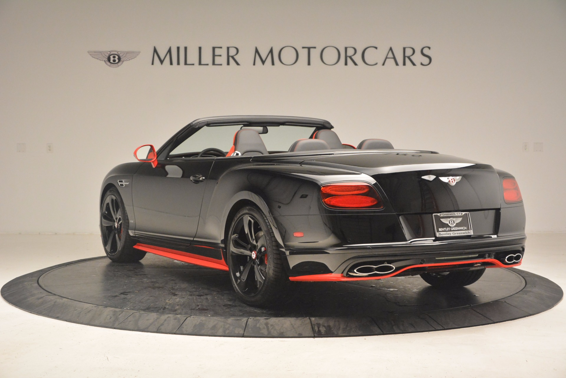 New 2017 Bentley Continental GT V8 S For Sale In Greenwich, CT 863_p5