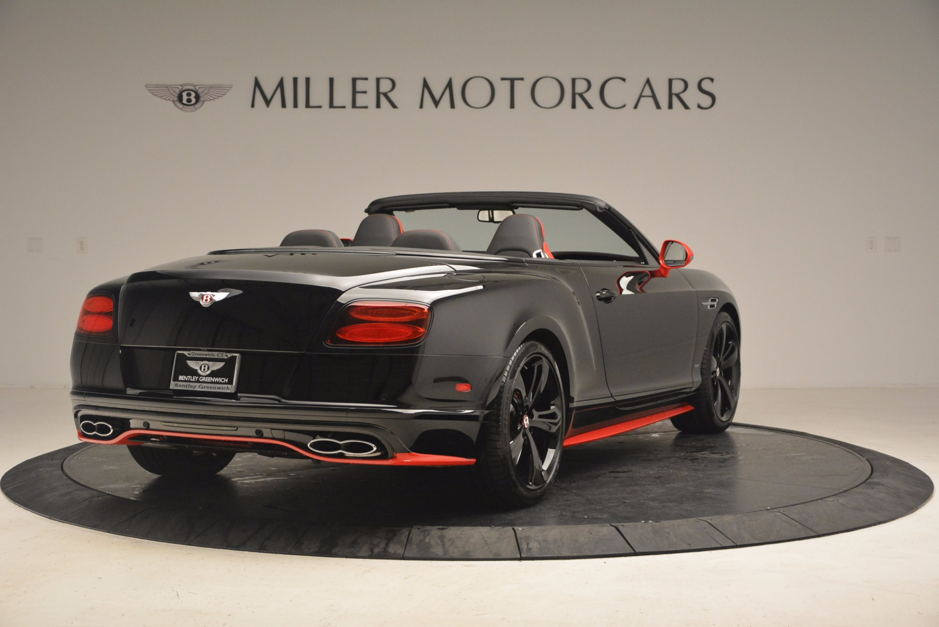 New 2017 Bentley Continental GT V8 S For Sale In Greenwich, CT 863_p7