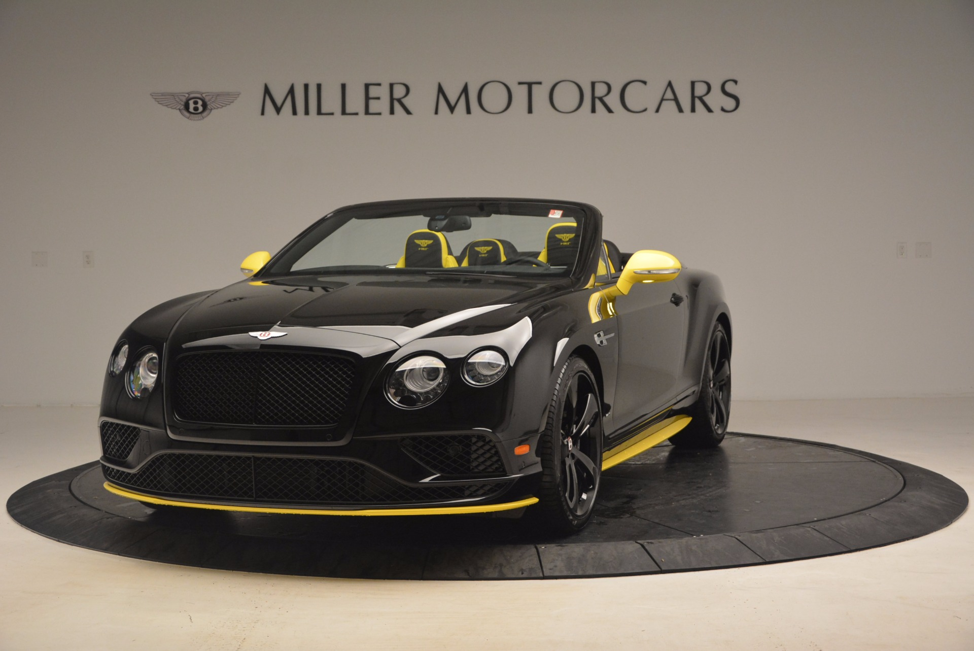 New 2017 Bentley Continental GT V8 S Black Edition For Sale In Greenwich, CT 864_main