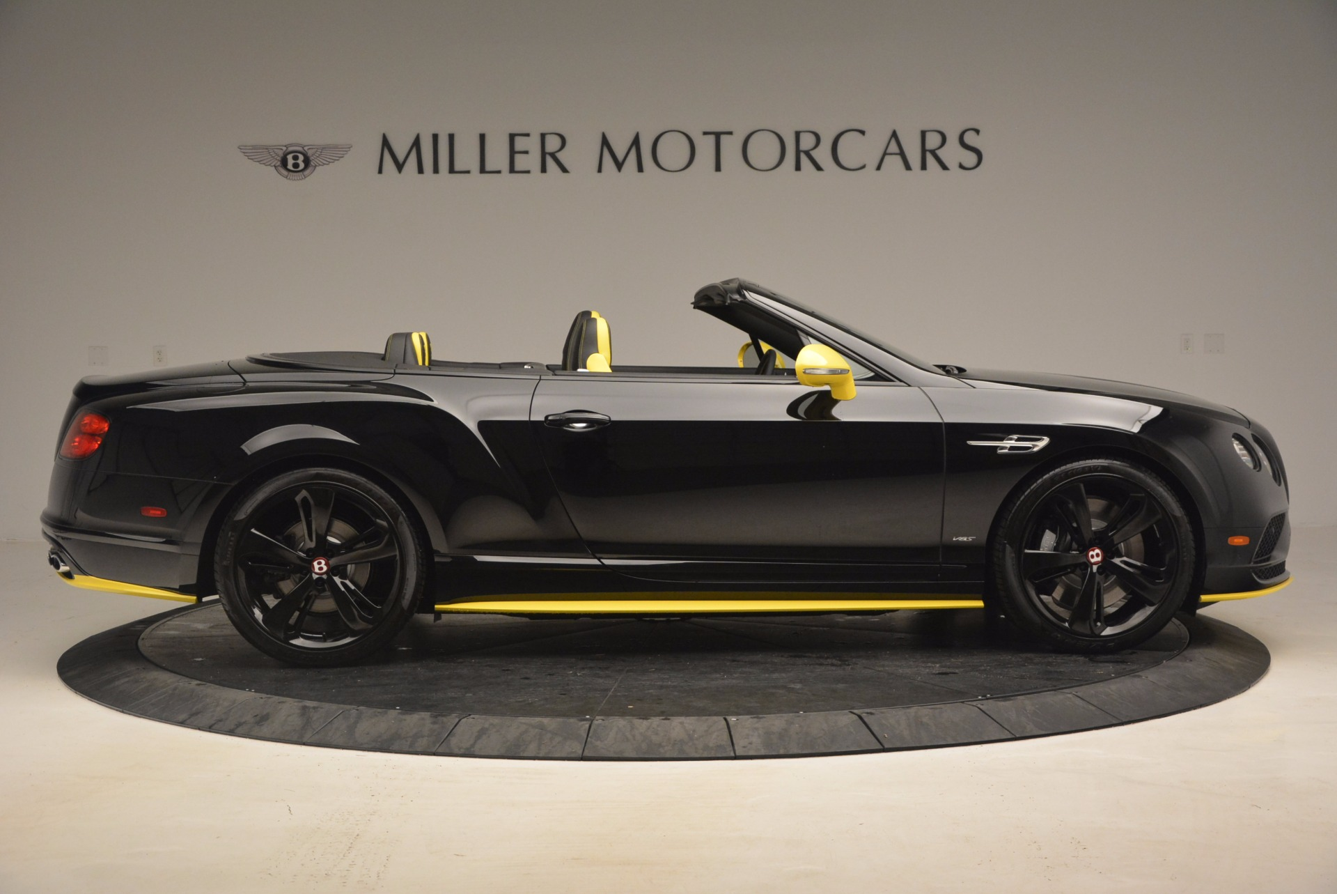 New 2017 Bentley Continental GT V8 S Black Edition For Sale In Greenwich, CT 864_p10