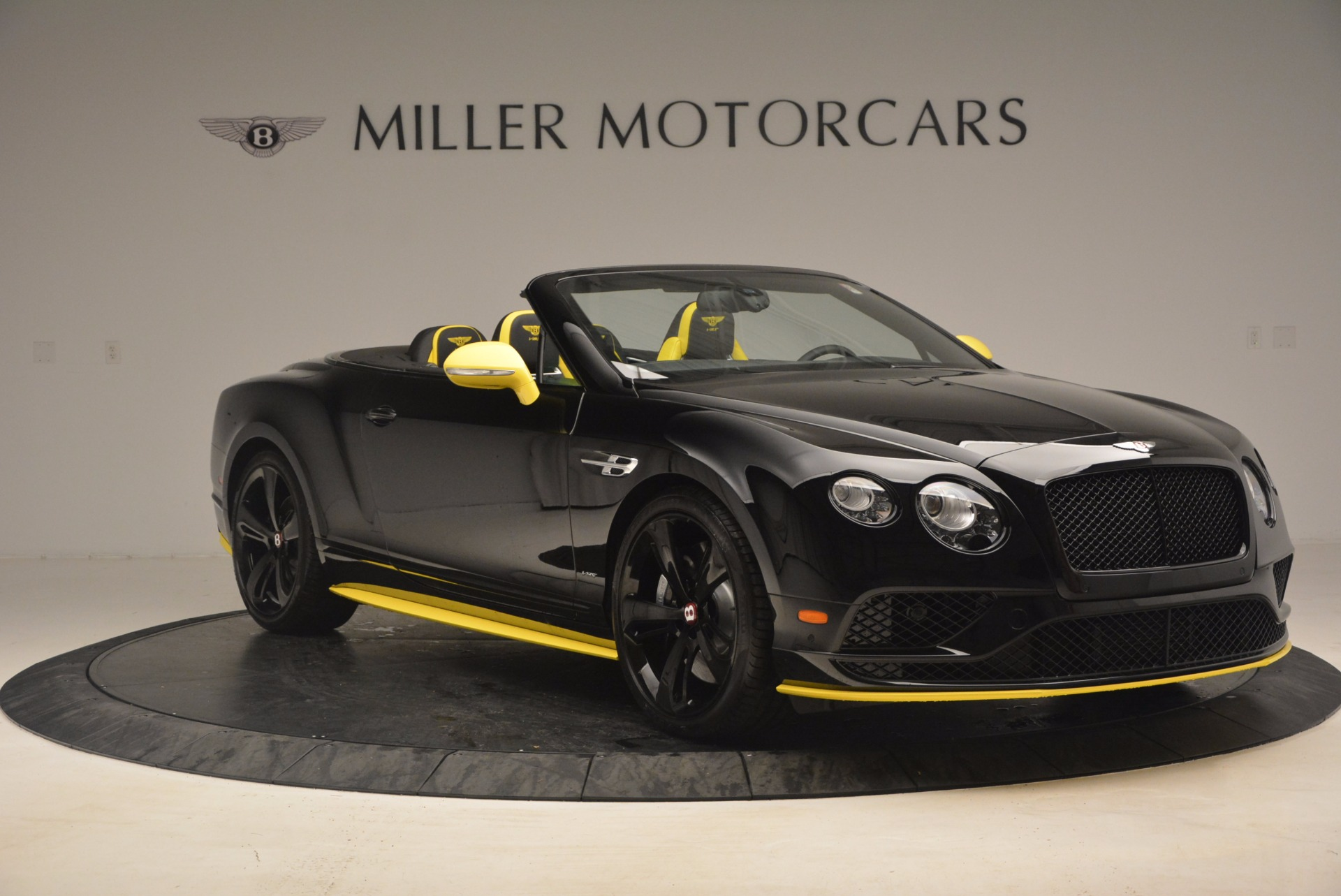 New 2017 Bentley Continental GT V8 S Black Edition For Sale In Greenwich, CT 864_p11