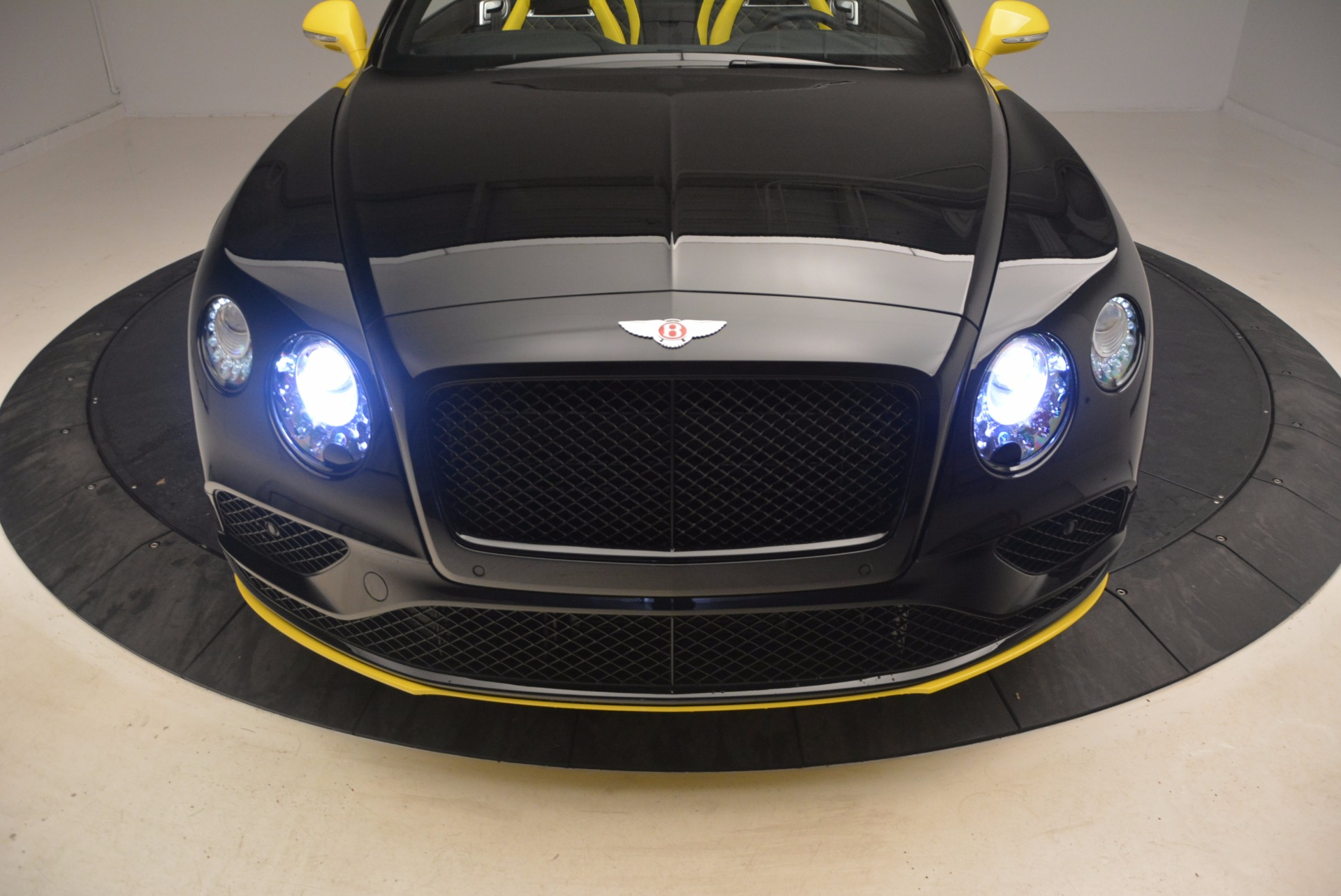 New 2017 Bentley Continental GT V8 S Black Edition For Sale In Greenwich, CT 864_p21