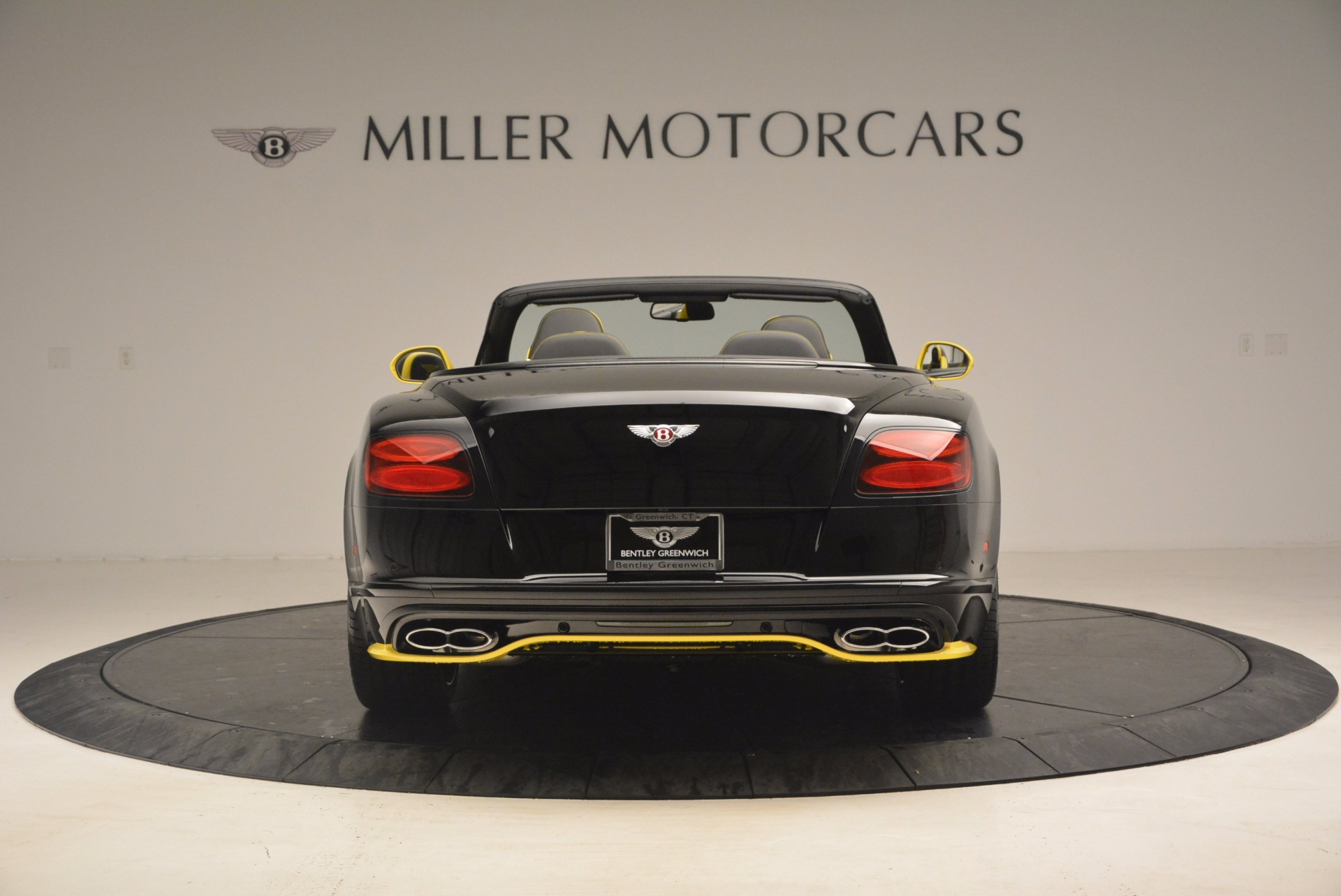 New 2017 Bentley Continental GT V8 S Black Edition For Sale In Greenwich, CT 864_p6