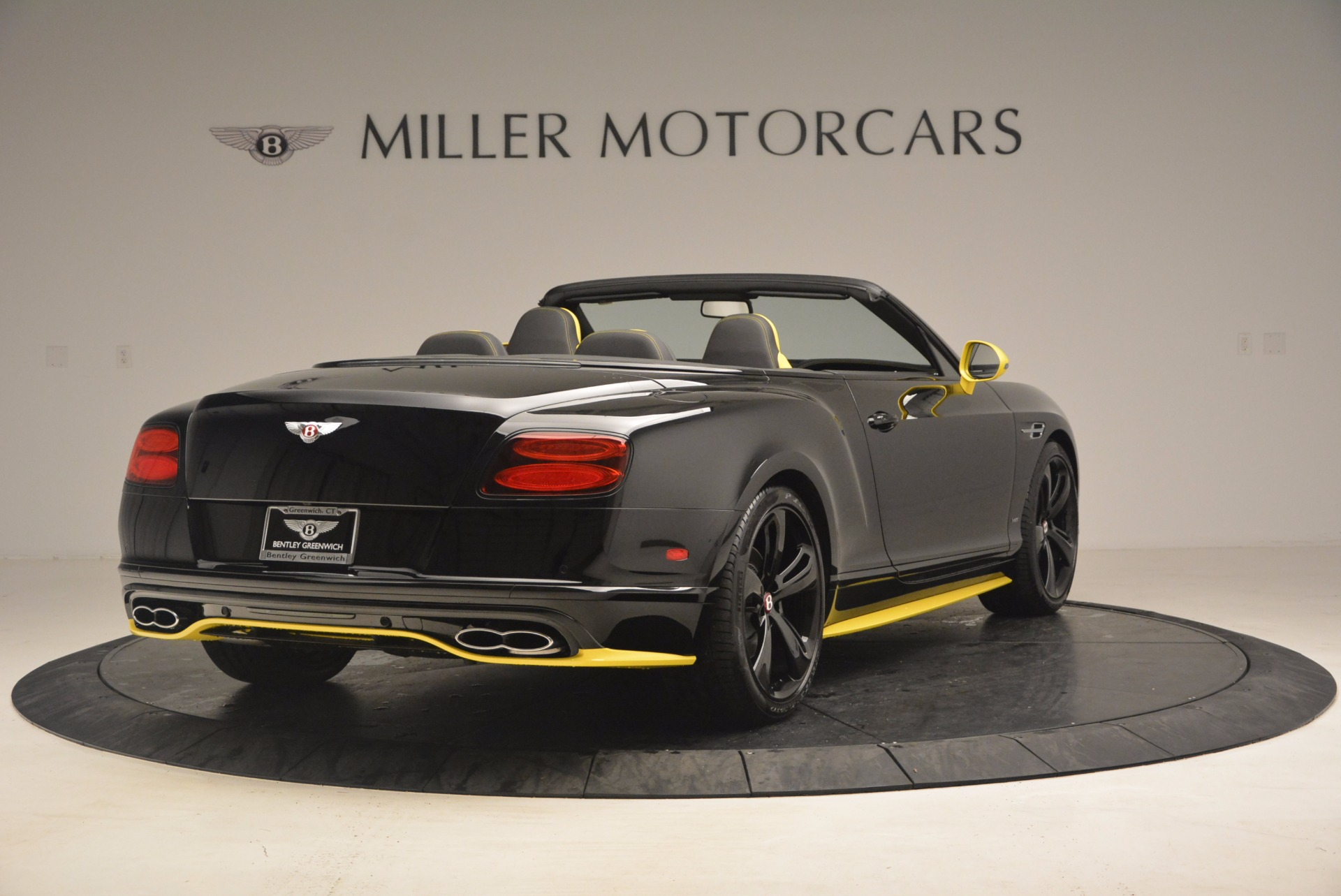 New 2017 Bentley Continental GT V8 S Black Edition For Sale In Greenwich, CT 864_p7