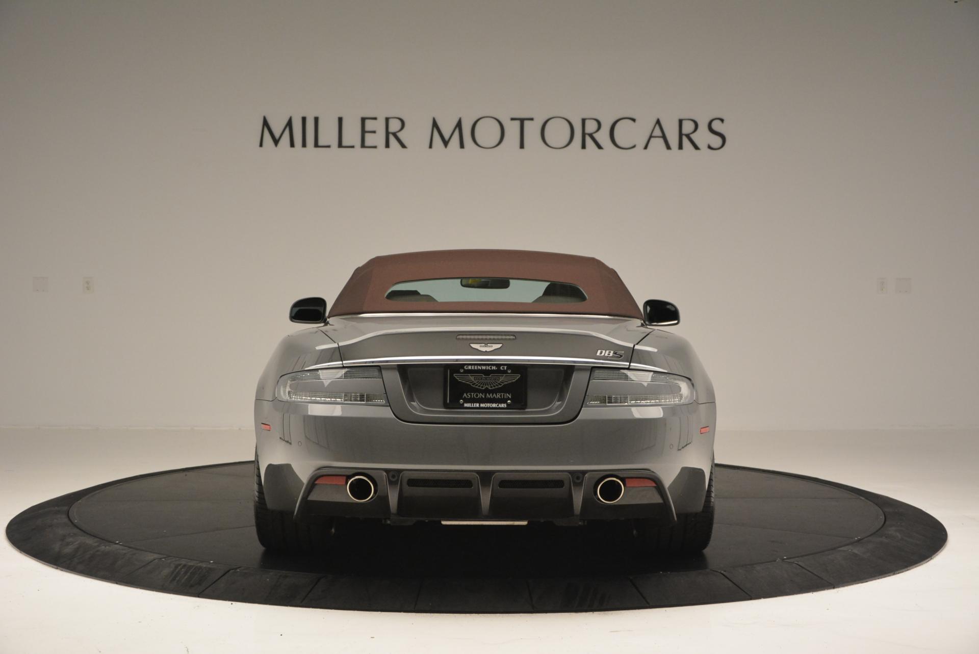 Used 2010 Aston Martin DBS Volante For Sale In Greenwich, CT 87_p18