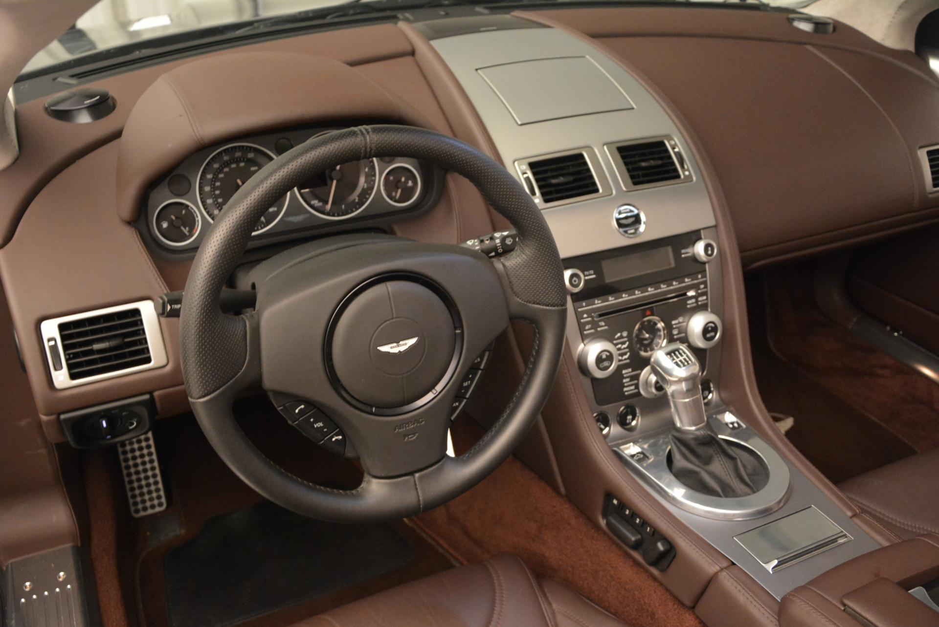 Used 2010 Aston Martin DBS Volante For Sale In Greenwich, CT 87_p25