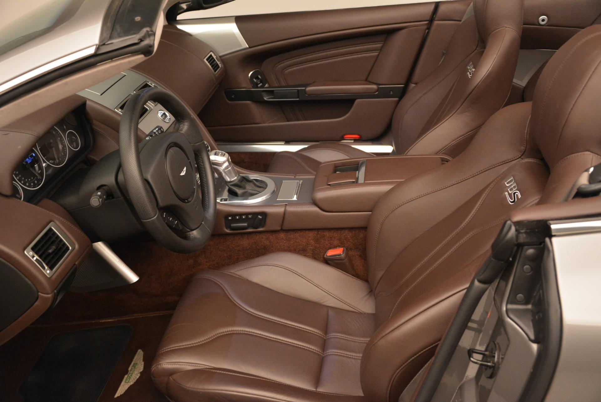 Used 2010 Aston Martin DBS Volante For Sale In Greenwich, CT 87_p26