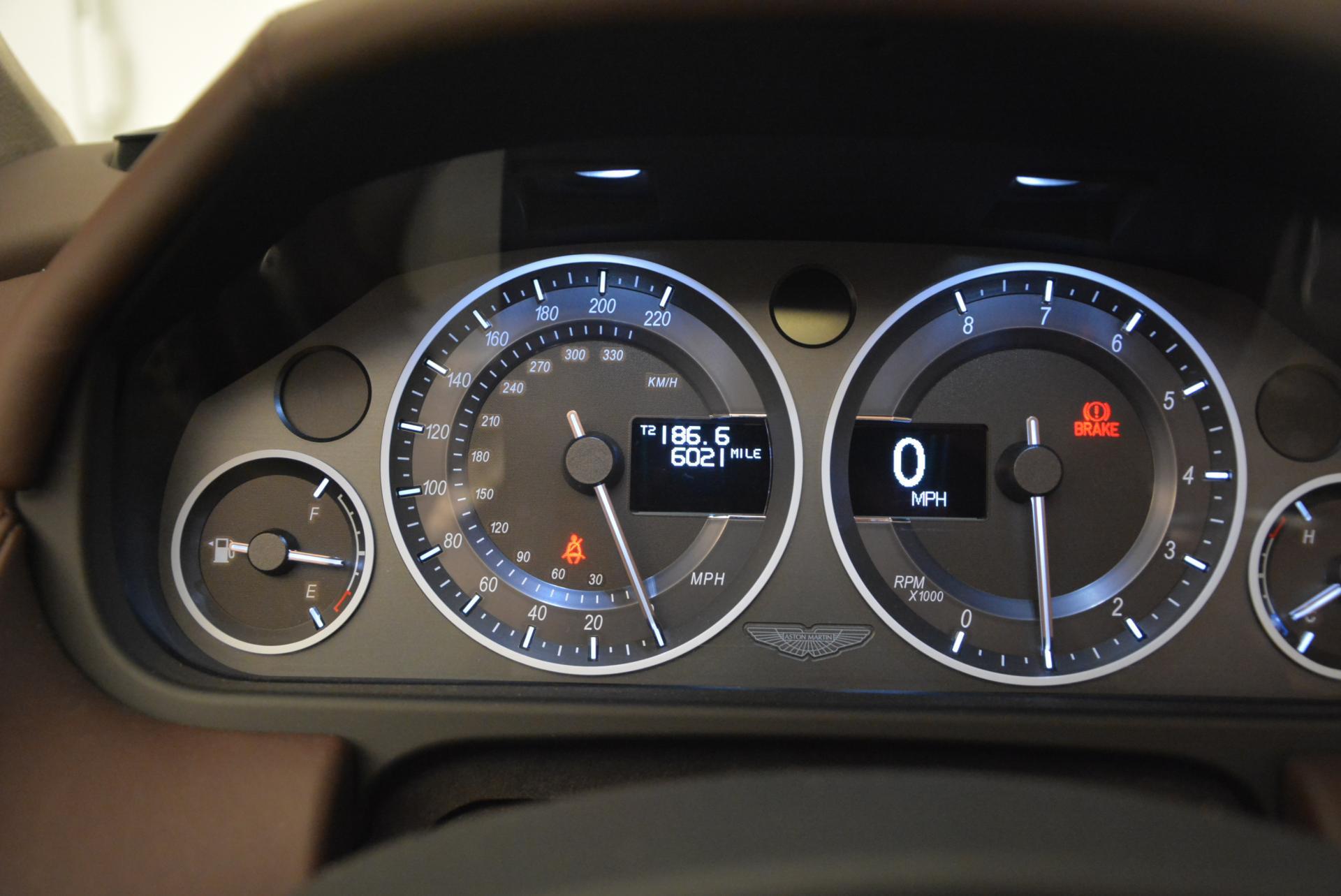 Used 2010 Aston Martin DBS Volante For Sale In Greenwich, CT 87_p34