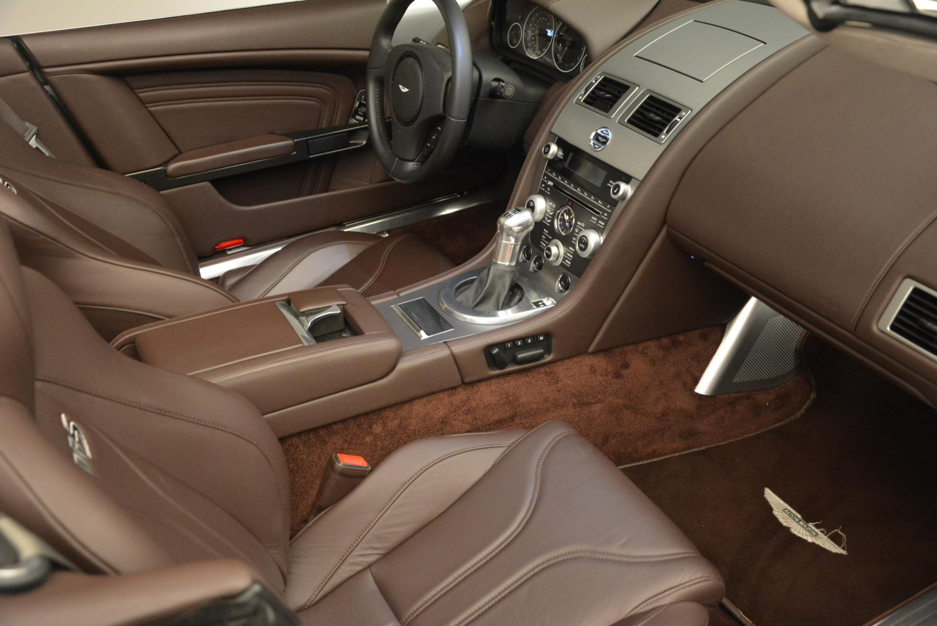 Used 2010 Aston Martin DBS Volante For Sale In Greenwich, CT 87_p35