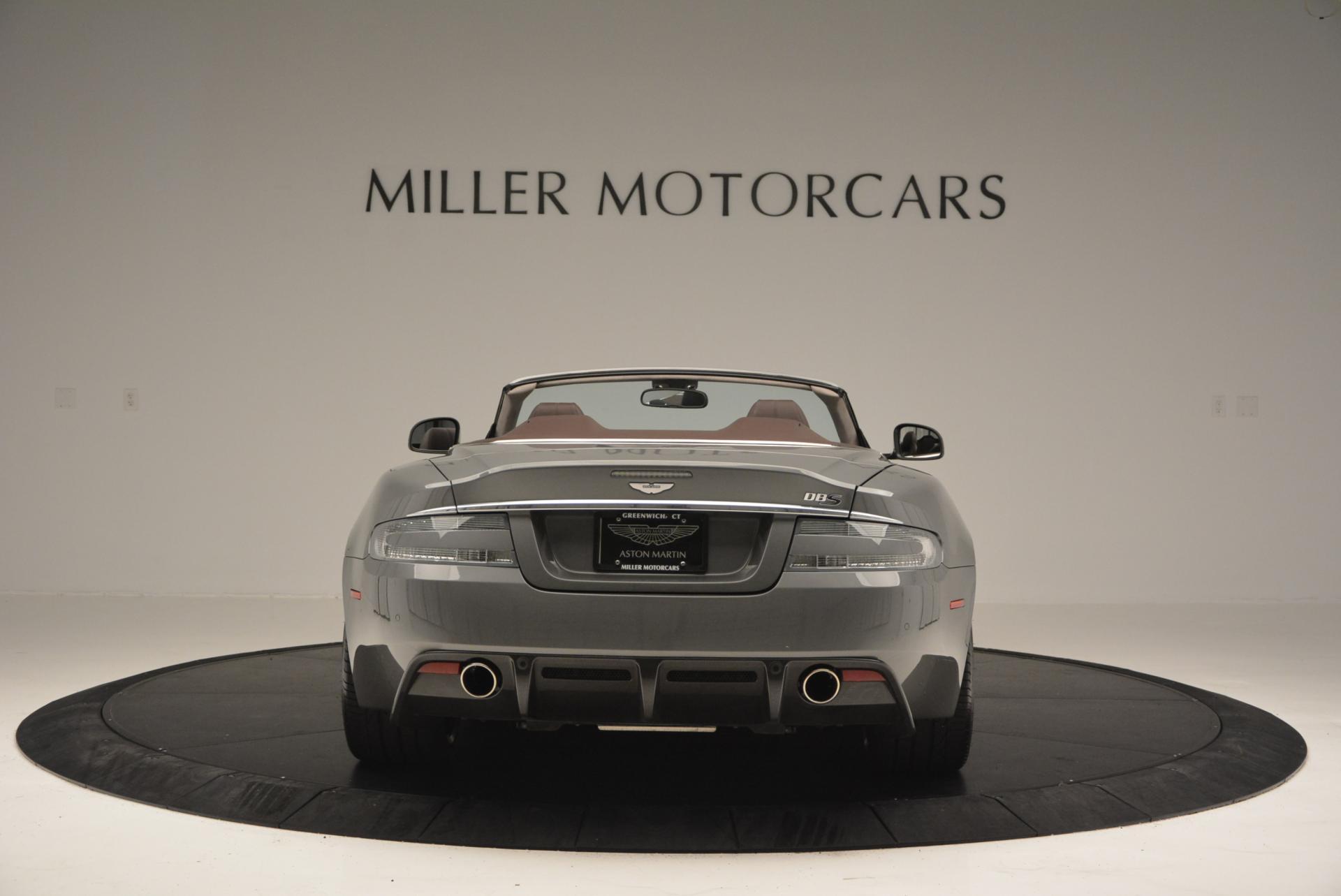 Used 2010 Aston Martin DBS Volante For Sale In Greenwich, CT 87_p6