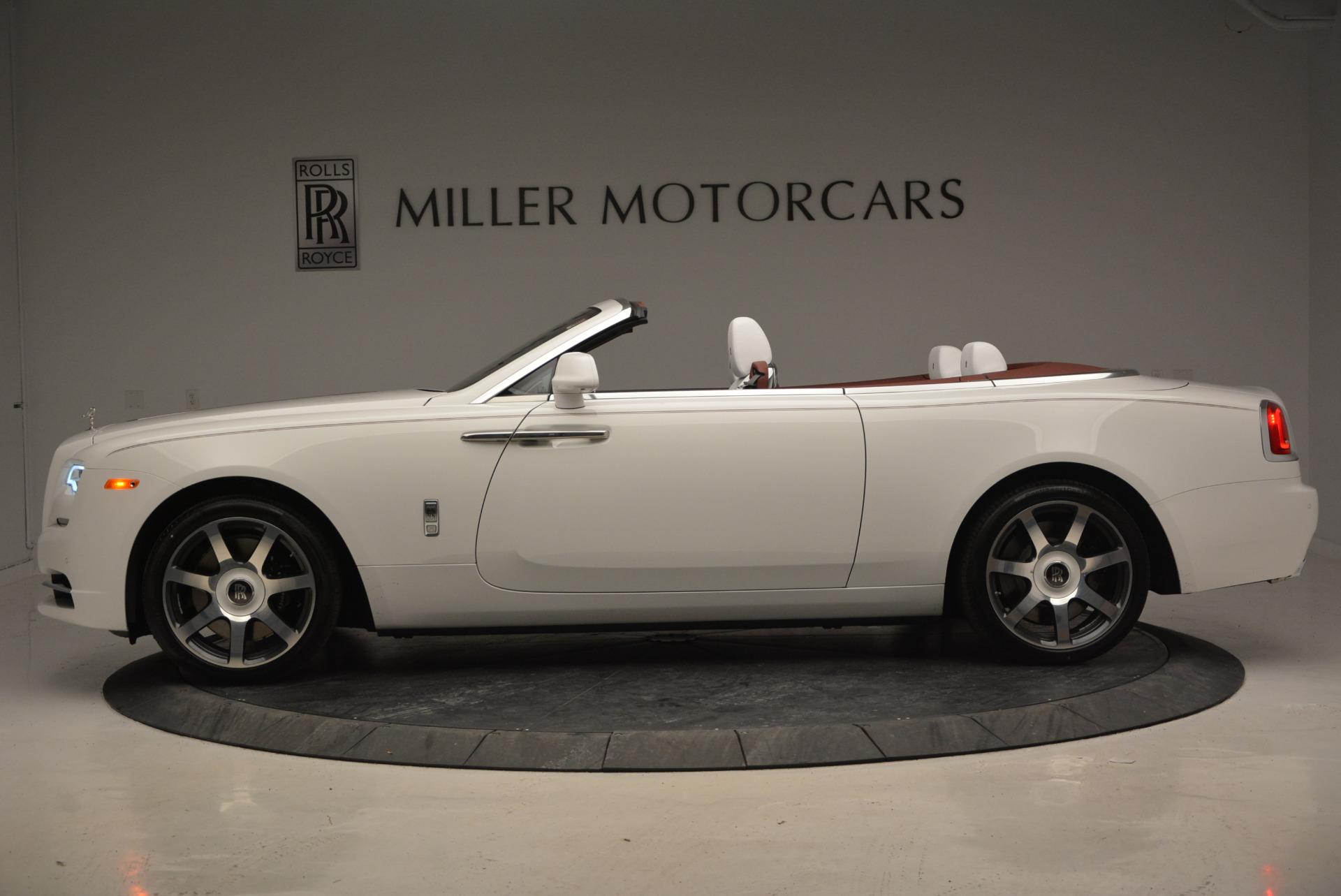 New 2017 Rolls-Royce Dawn  For Sale In Greenwich, CT 870_p24