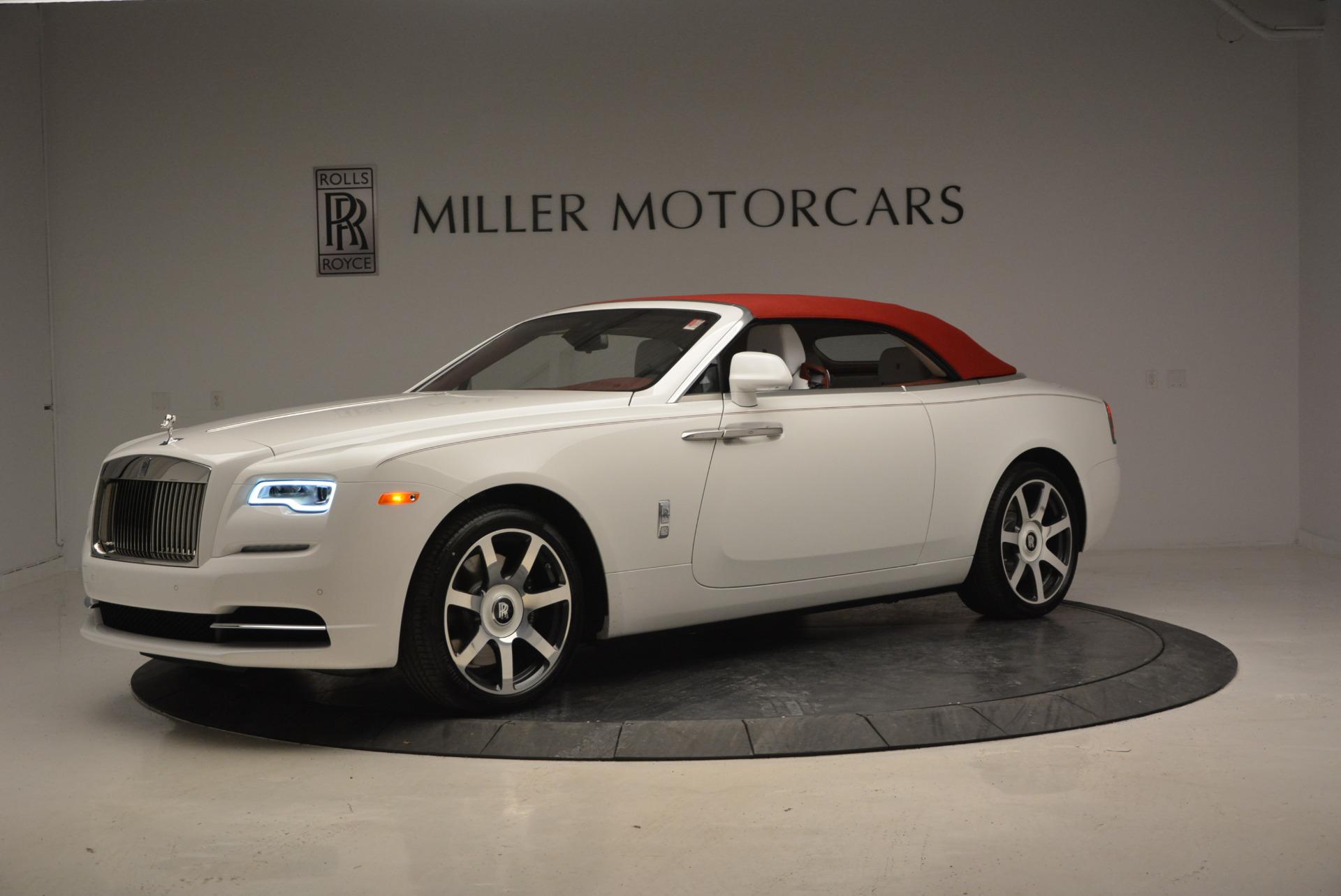 New 2017 Rolls-Royce Dawn  For Sale In Greenwich, CT 870_p39