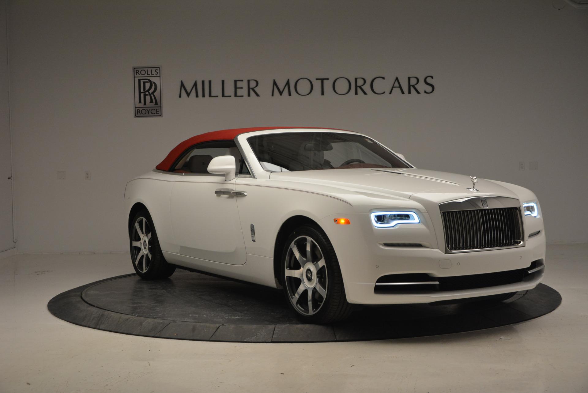 New 2017 Rolls-Royce Dawn  For Sale In Greenwich, CT 870_p48