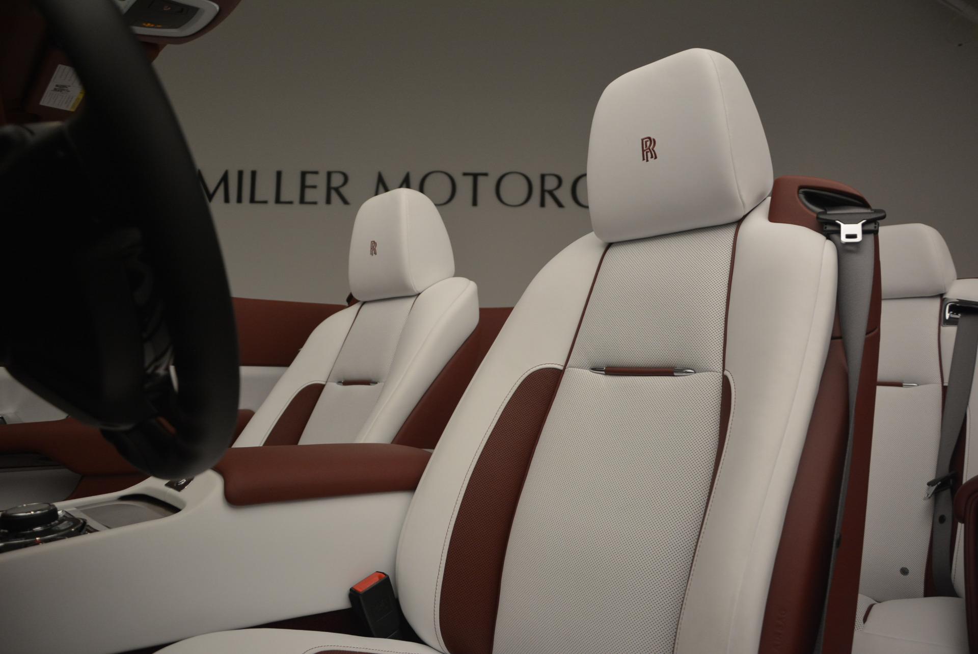 New 2017 Rolls-Royce Dawn  For Sale In Greenwich, CT 870_p56