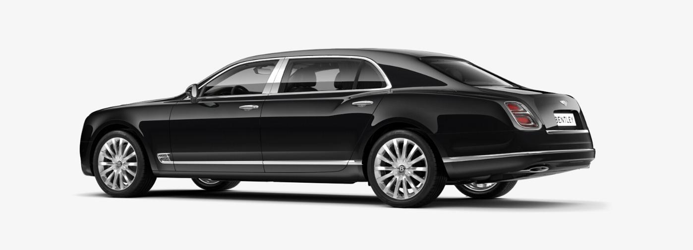 New 2017 Bentley Mulsanne EWB For Sale In Greenwich, CT 871_p3