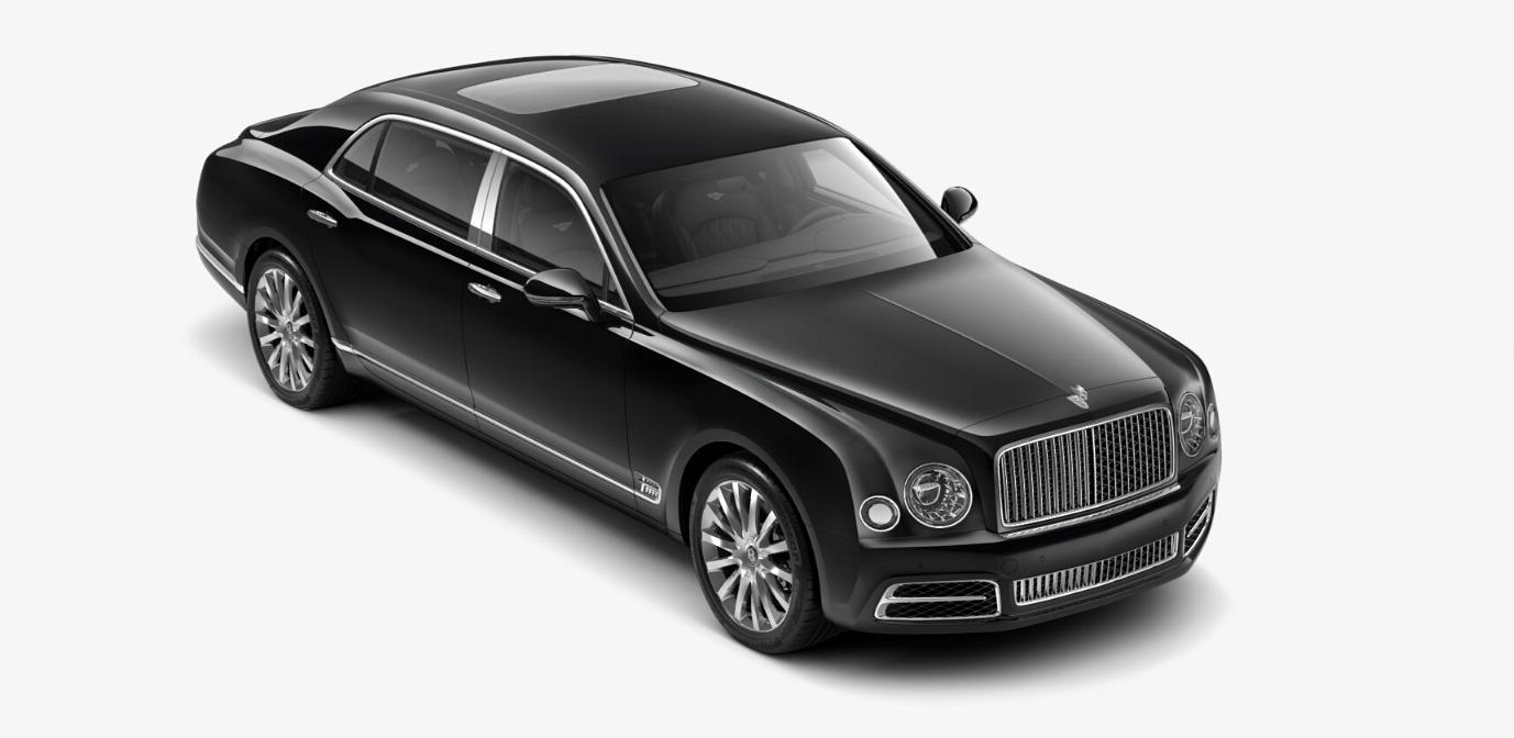 New 2017 Bentley Mulsanne EWB For Sale In Greenwich, CT 871_p5