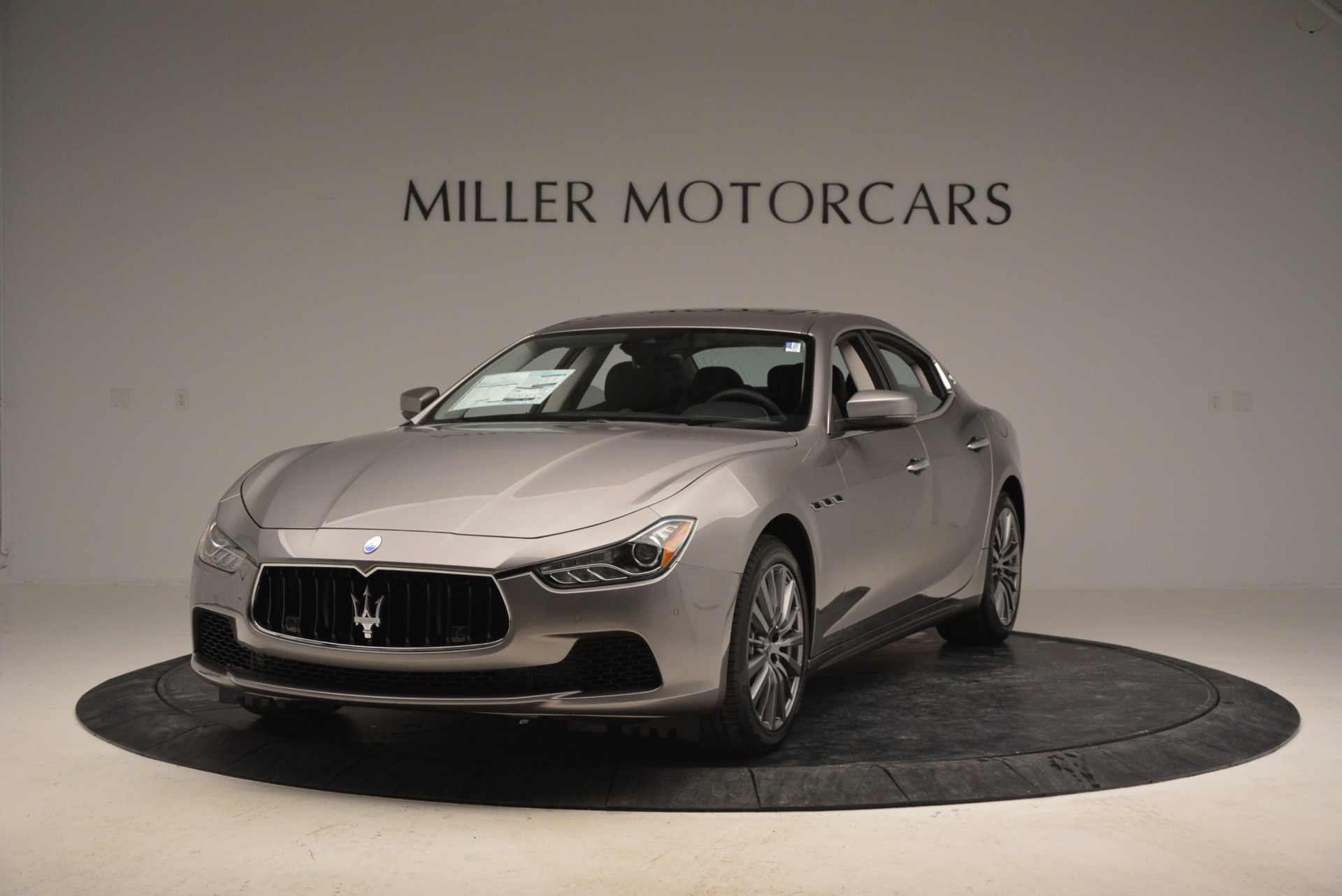 New 2017 Maserati Ghibli S Q4 For Sale In Greenwich, CT 872_main