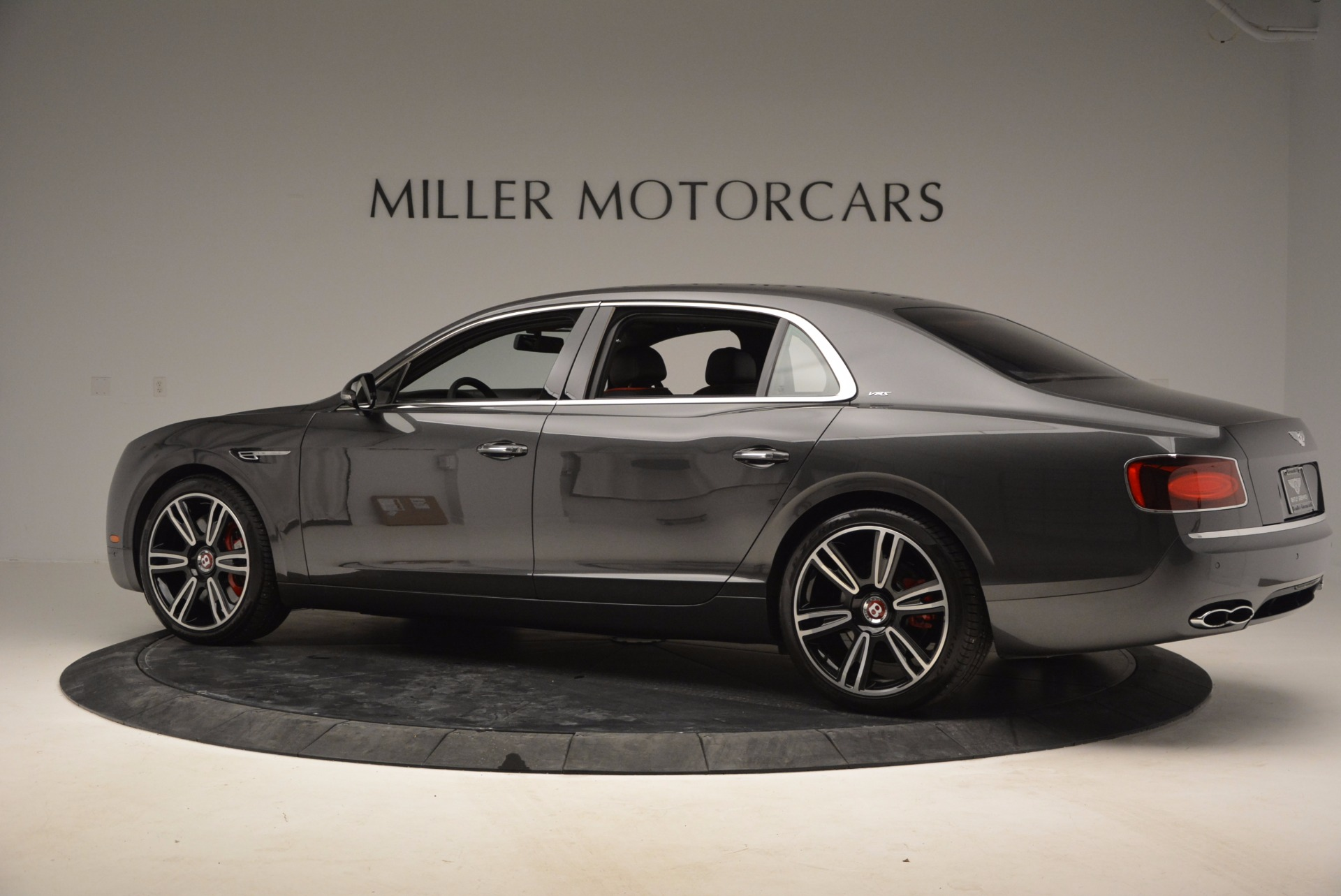 Used 2017 Bentley Flying Spur V8 S For Sale In Greenwich, CT 875_p4