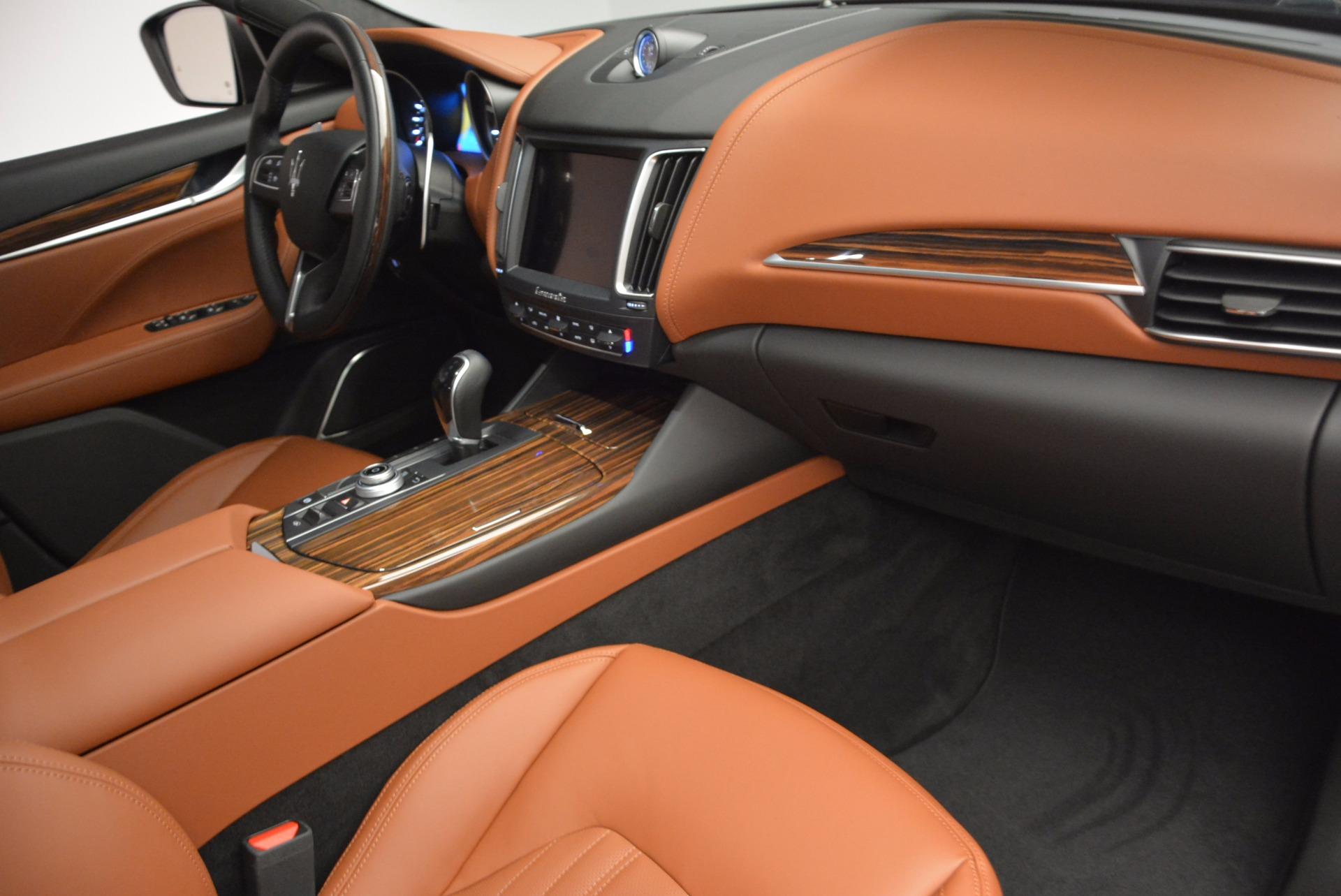 New 2017 Maserati Levante  For Sale In Greenwich, CT 876_p14