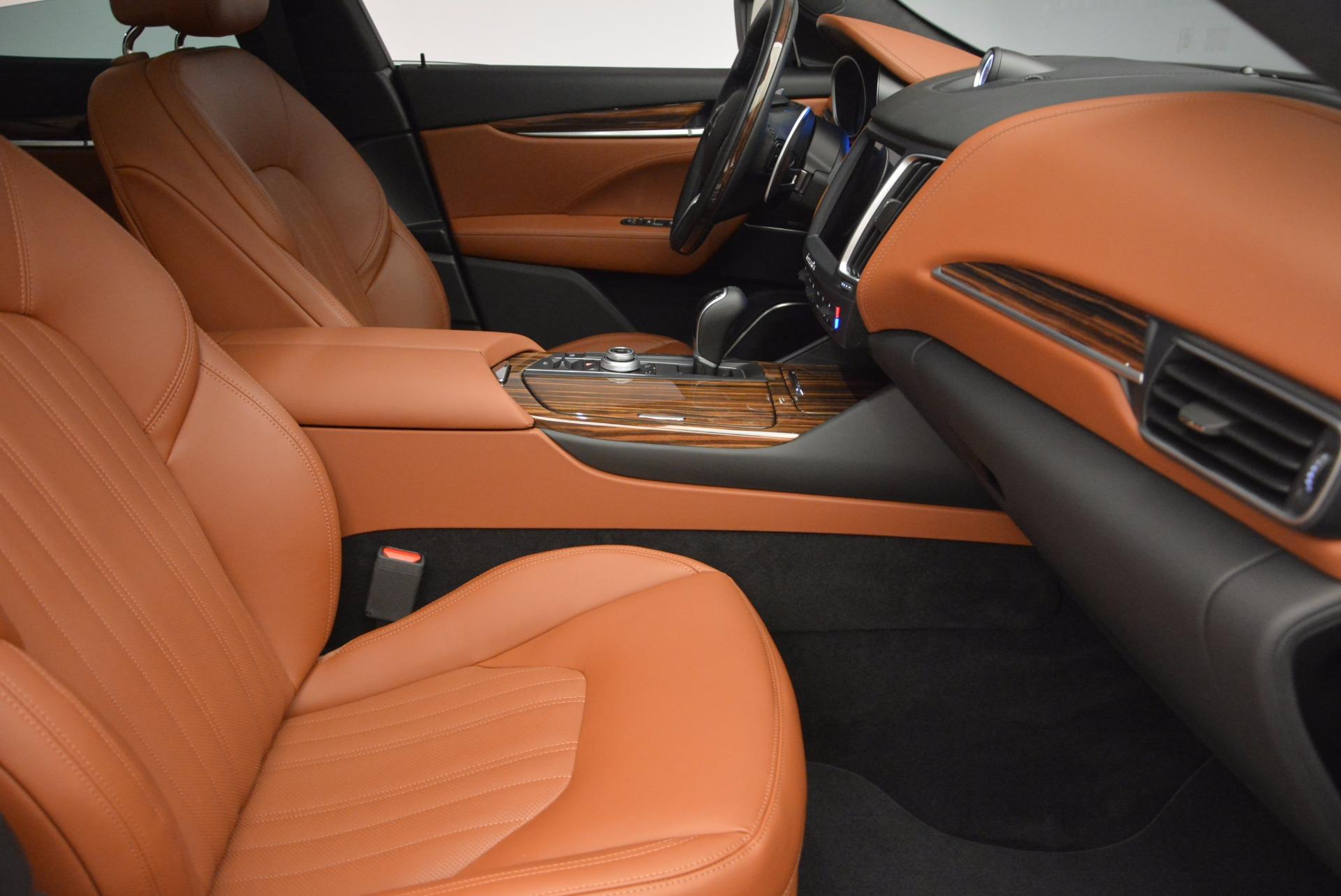 New 2017 Maserati Levante  For Sale In Greenwich, CT 876_p15