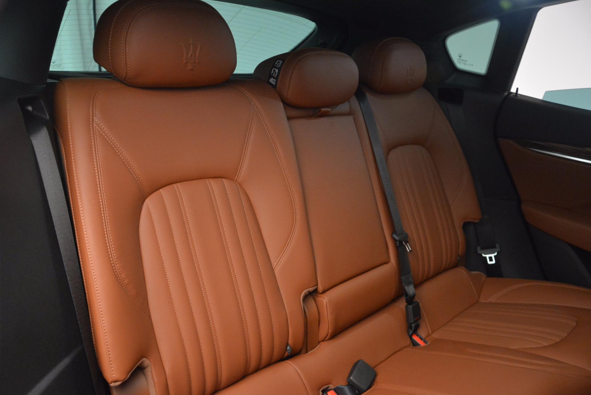 New 2017 Maserati Levante  For Sale In Greenwich, CT 876_p19