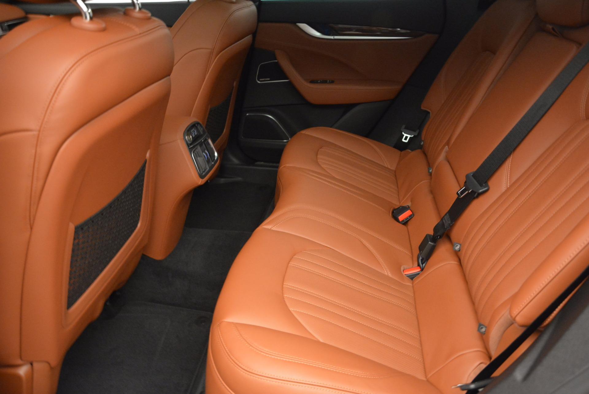New 2017 Maserati Levante  For Sale In Greenwich, CT 876_p25